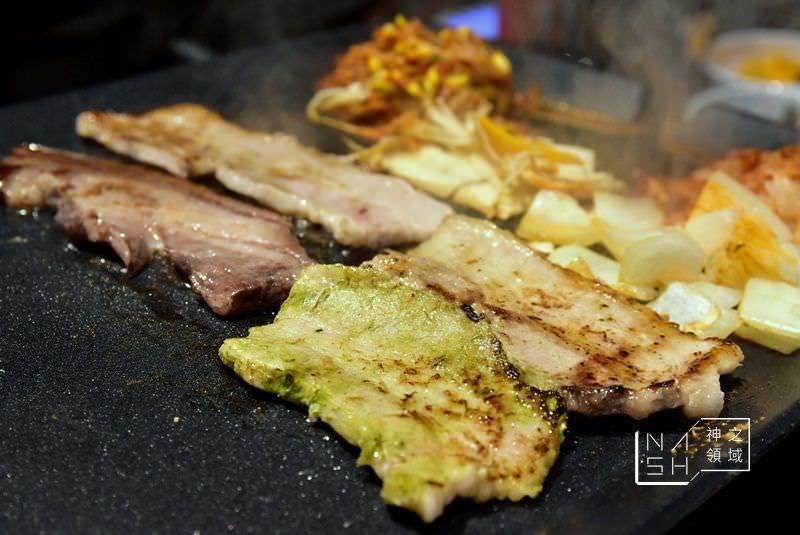 啾哇嘿喲,韓式烤肉,海鮮煎餅,韓式炸雞,南京復興韓式,娘子韓食,南京復興韓式料理 @Nash,神之領域
