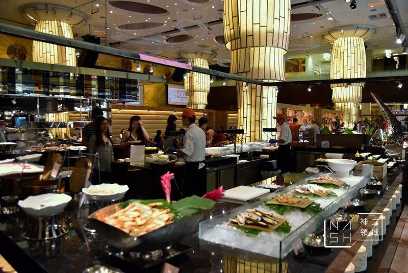典華豐FOOD海陸百匯,buffet @Nash,神之領域