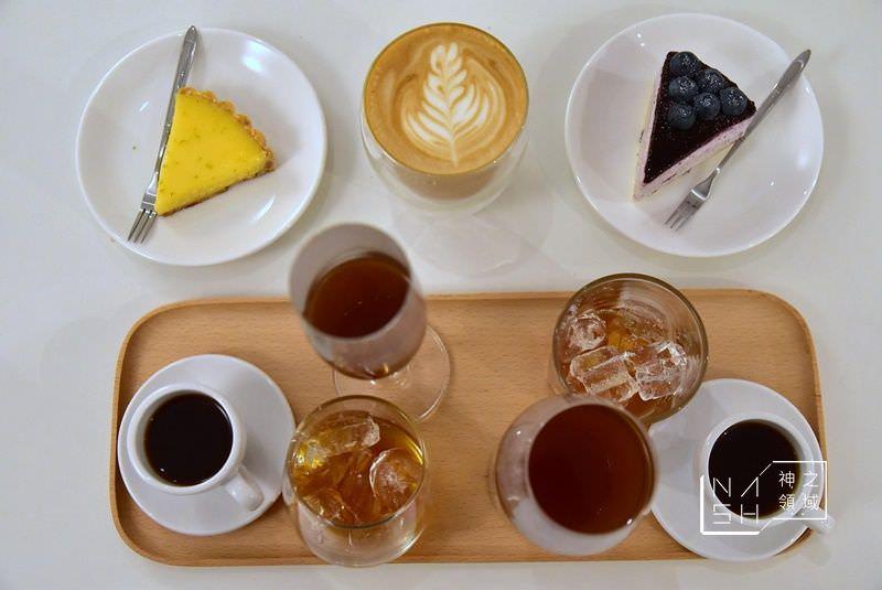咖啡,仁愛圓環美食 @Nash,神之領域
