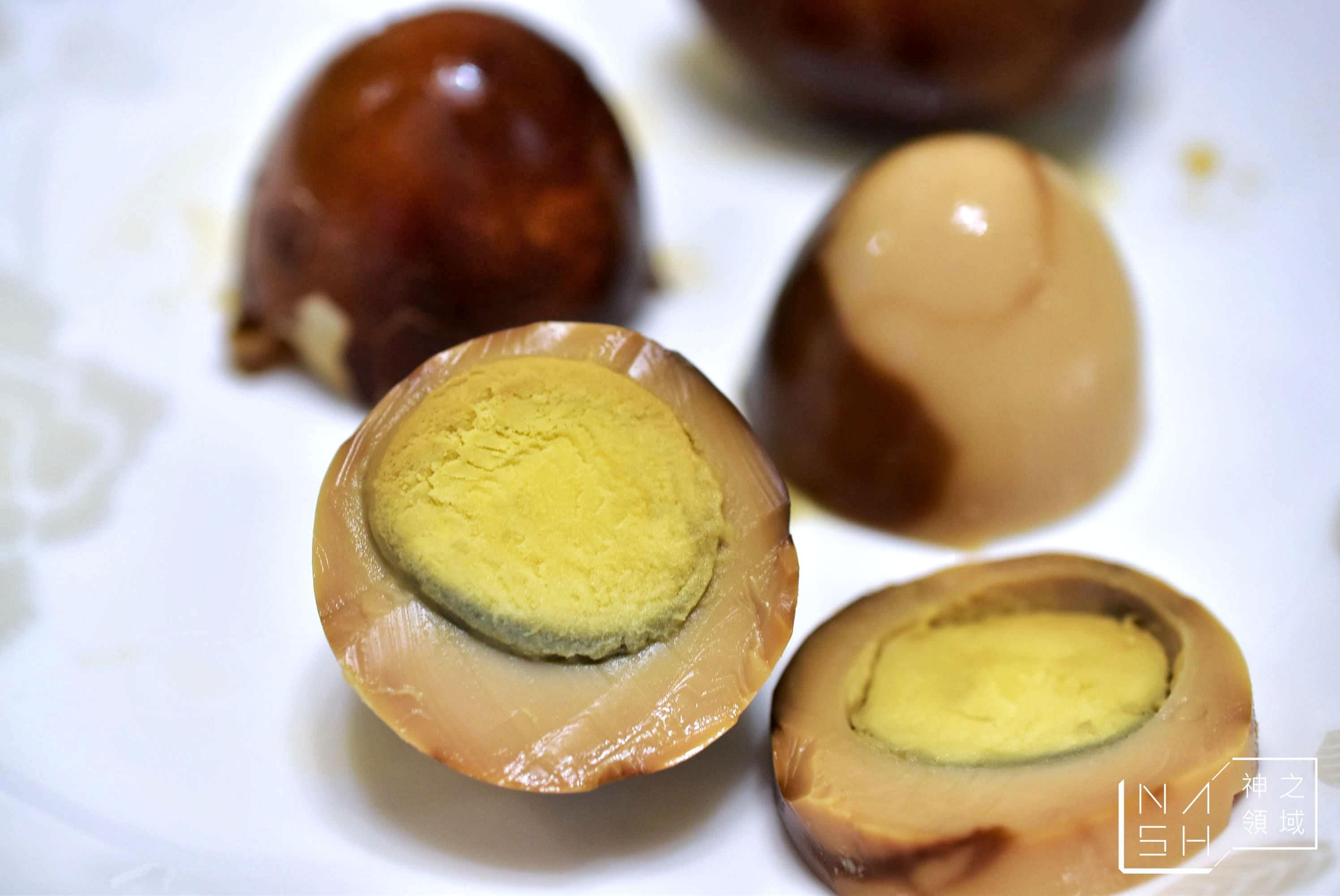 茶葉蛋,魯蛇王100種滷茶葉蛋的方式 @Nash,神之領域
