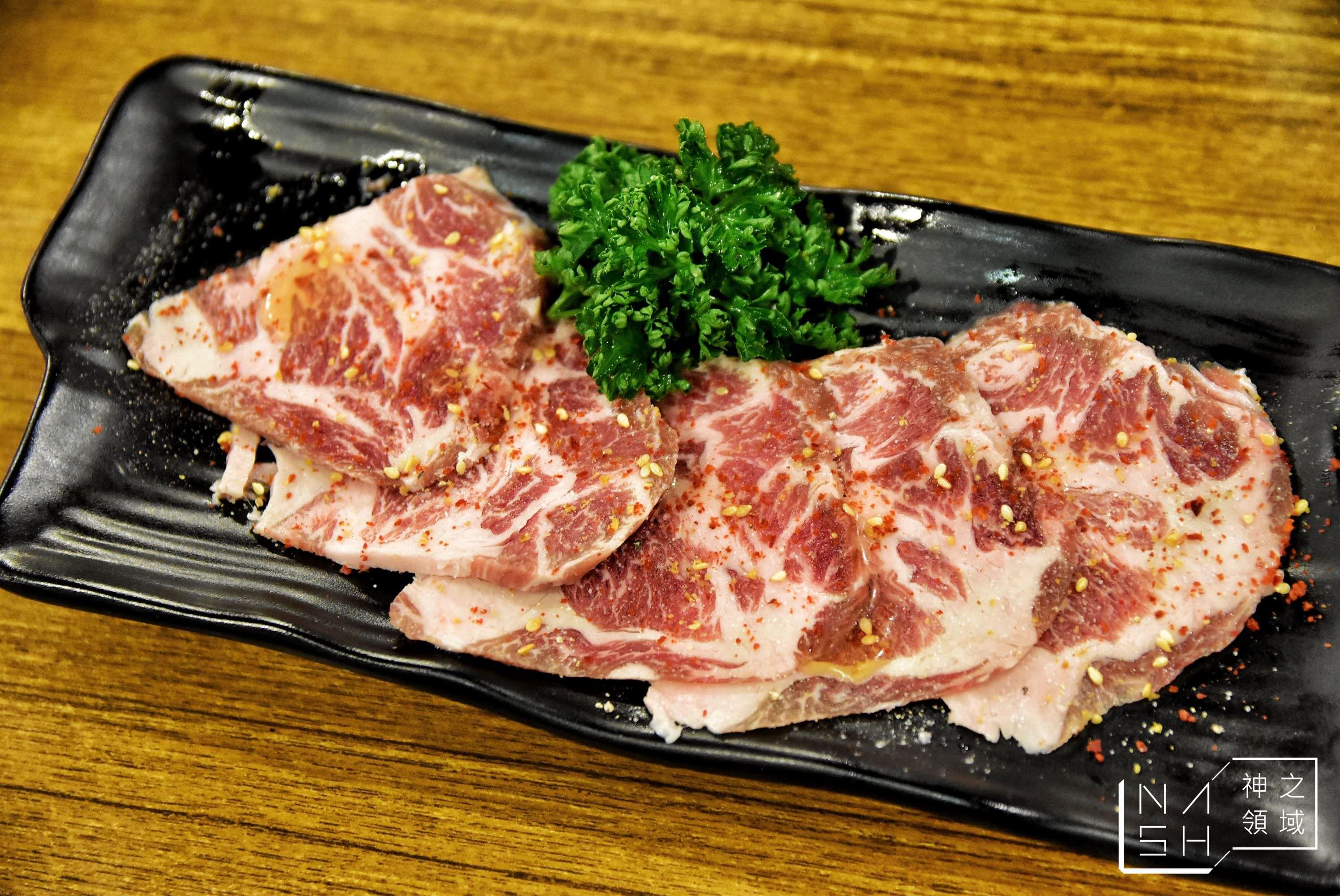 富士山龍,東區燒肉推薦 @Nash,神之領域