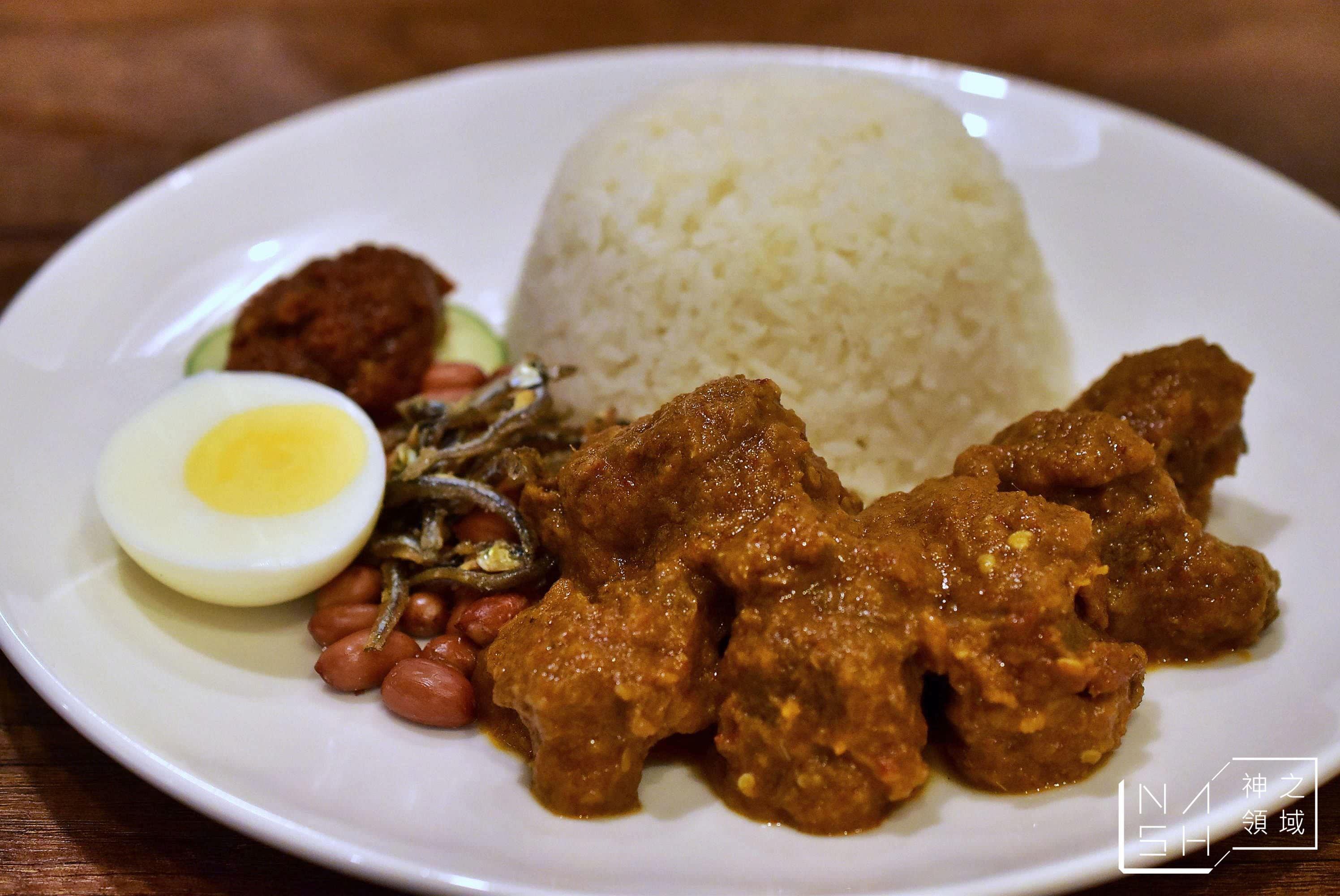 小紅點新加坡廚房