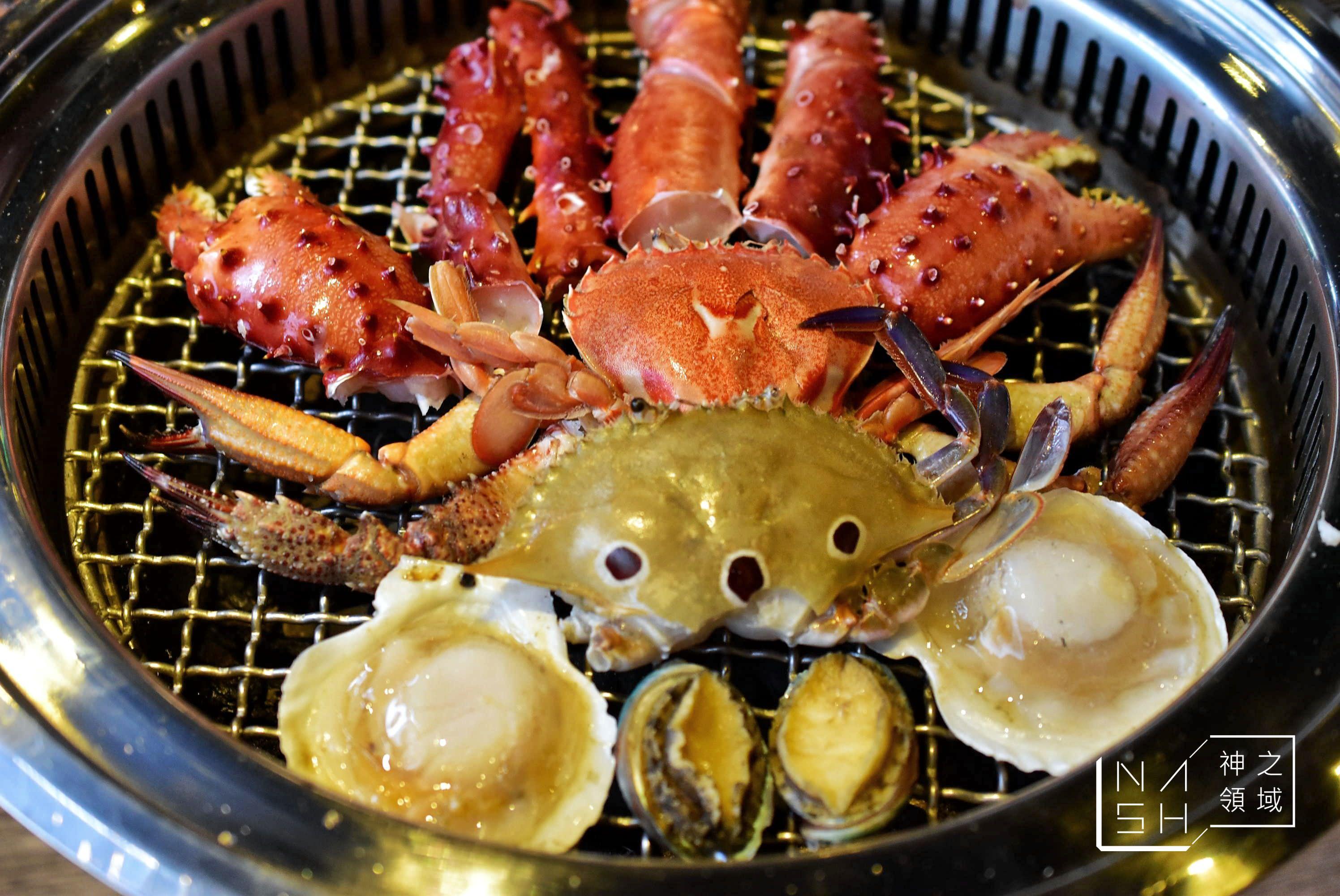 上禾町日式燒肉 @Nash,神之領域