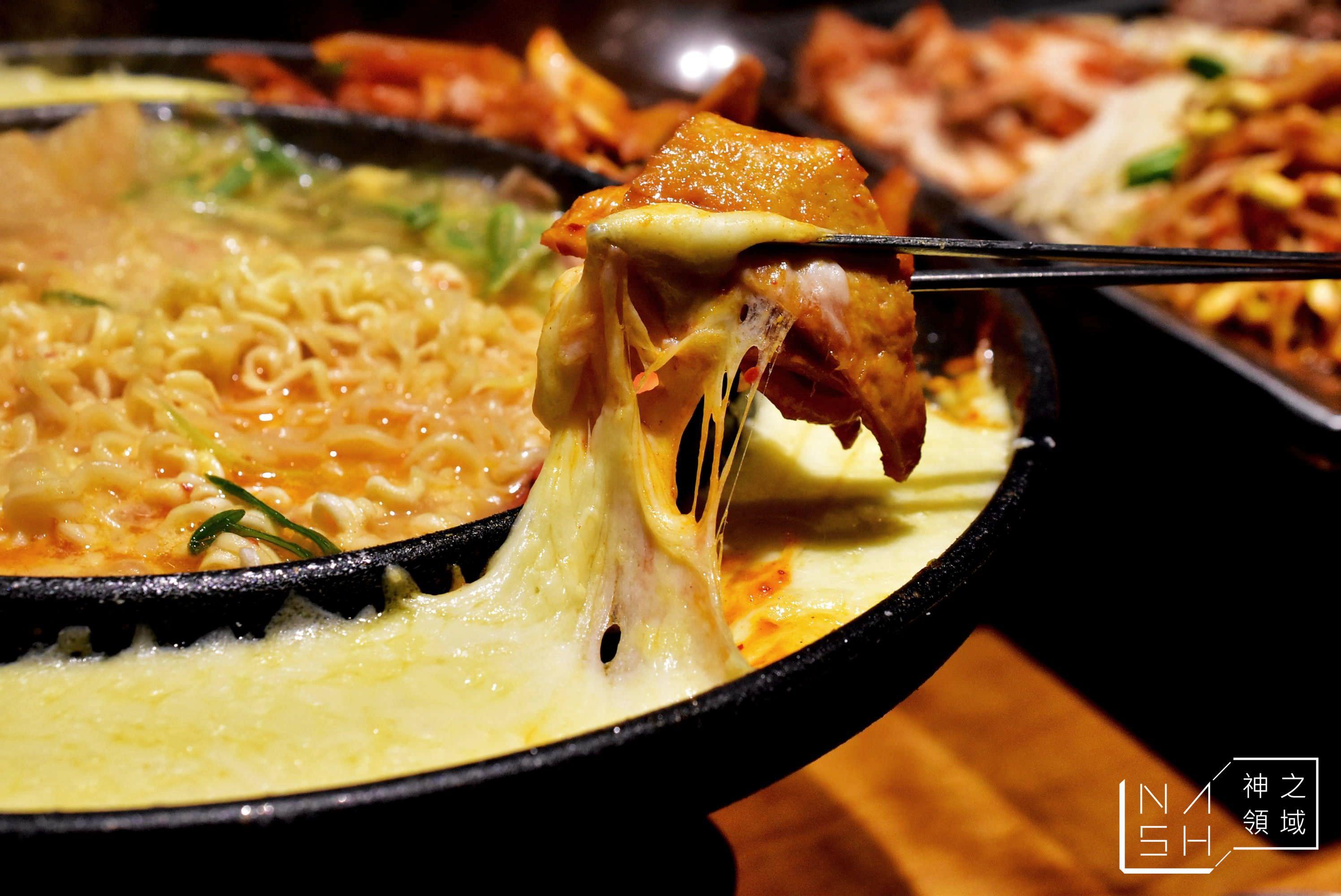 娘子韓食,娘子韓食菜單,部隊鍋 @Nash,神之領域