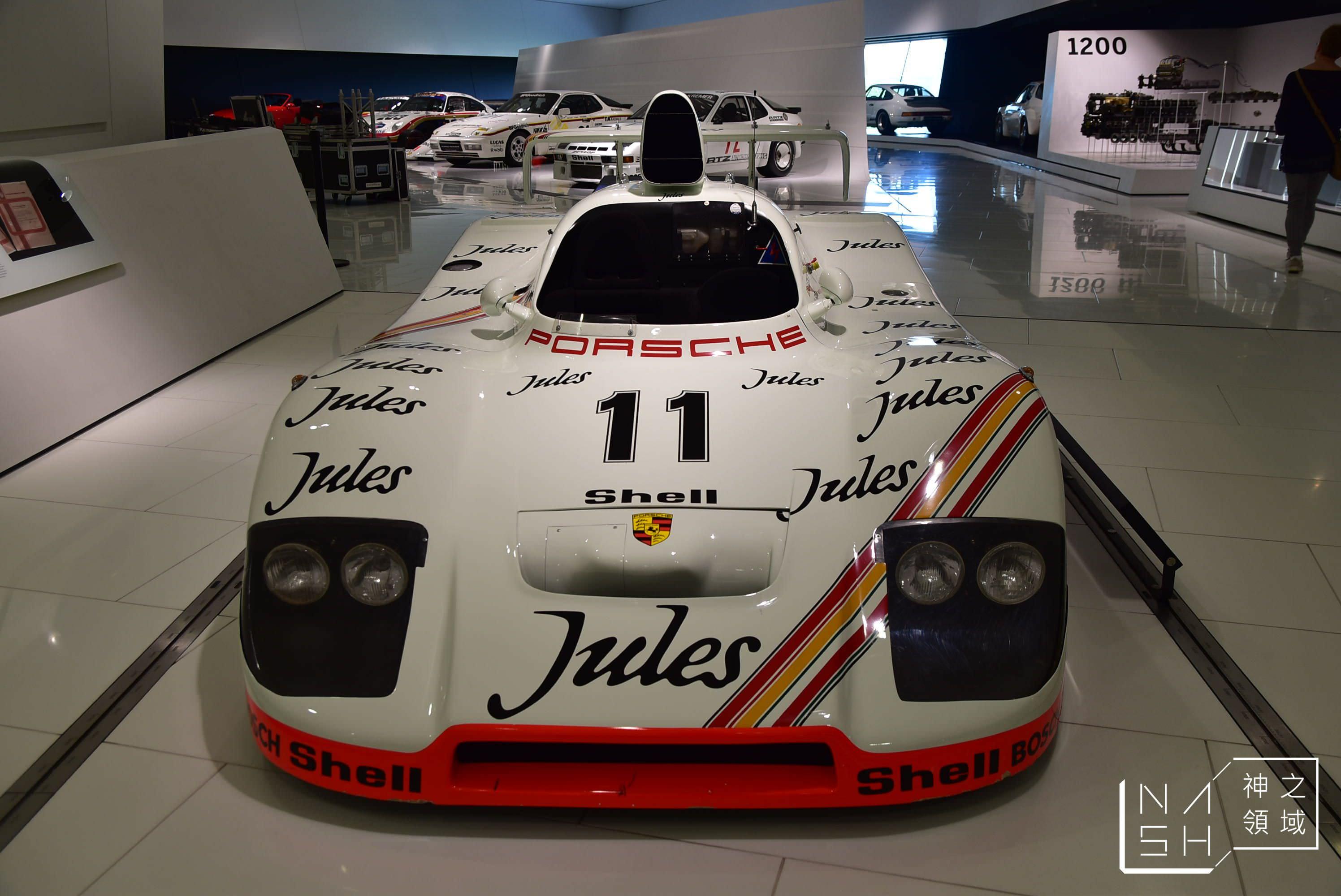 德國斯圖加特景點,Porsche Meseum,時捷博物館 @Nash,神之領域
