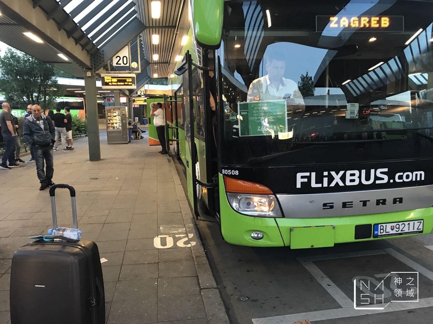FLIXBUS,FLIXBUS評價,FLIXBUS訂票,FLIXBUS行李,FLIXBUS夜車 @Nash,神之領域