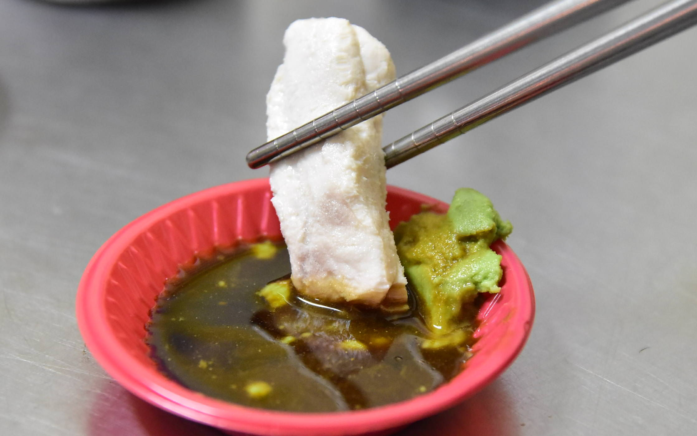 俞家鮮魚湯