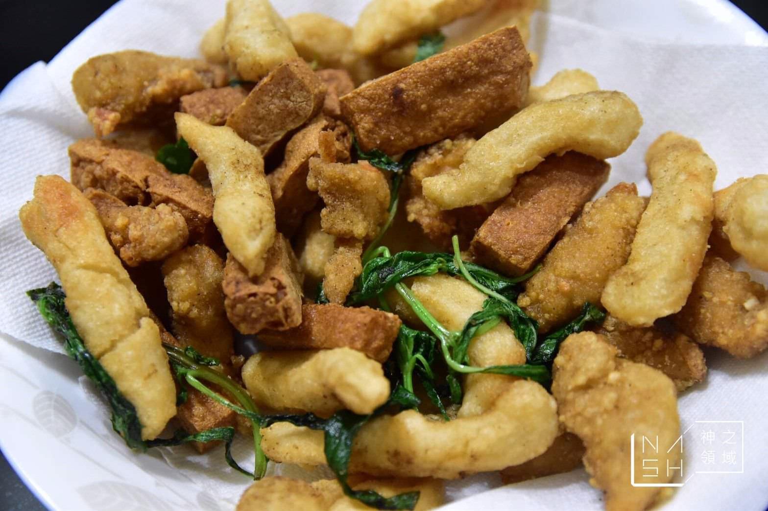 三街巷鹹酥雞,士林宵夜 @Nash,神之領域