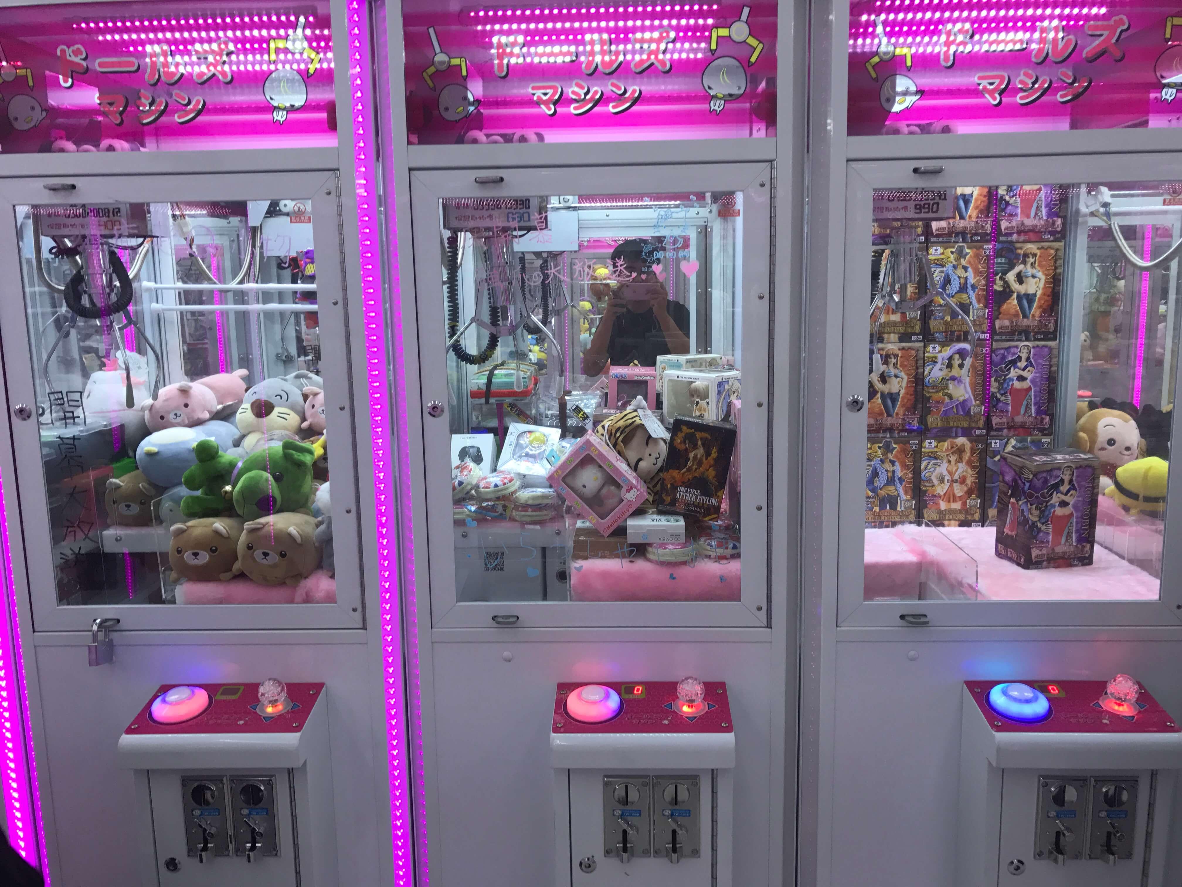 夾娃娃機開店,夾娃娃機利潤,夾娃娃機分租,夾娃娃投資 @Nash,神之領域