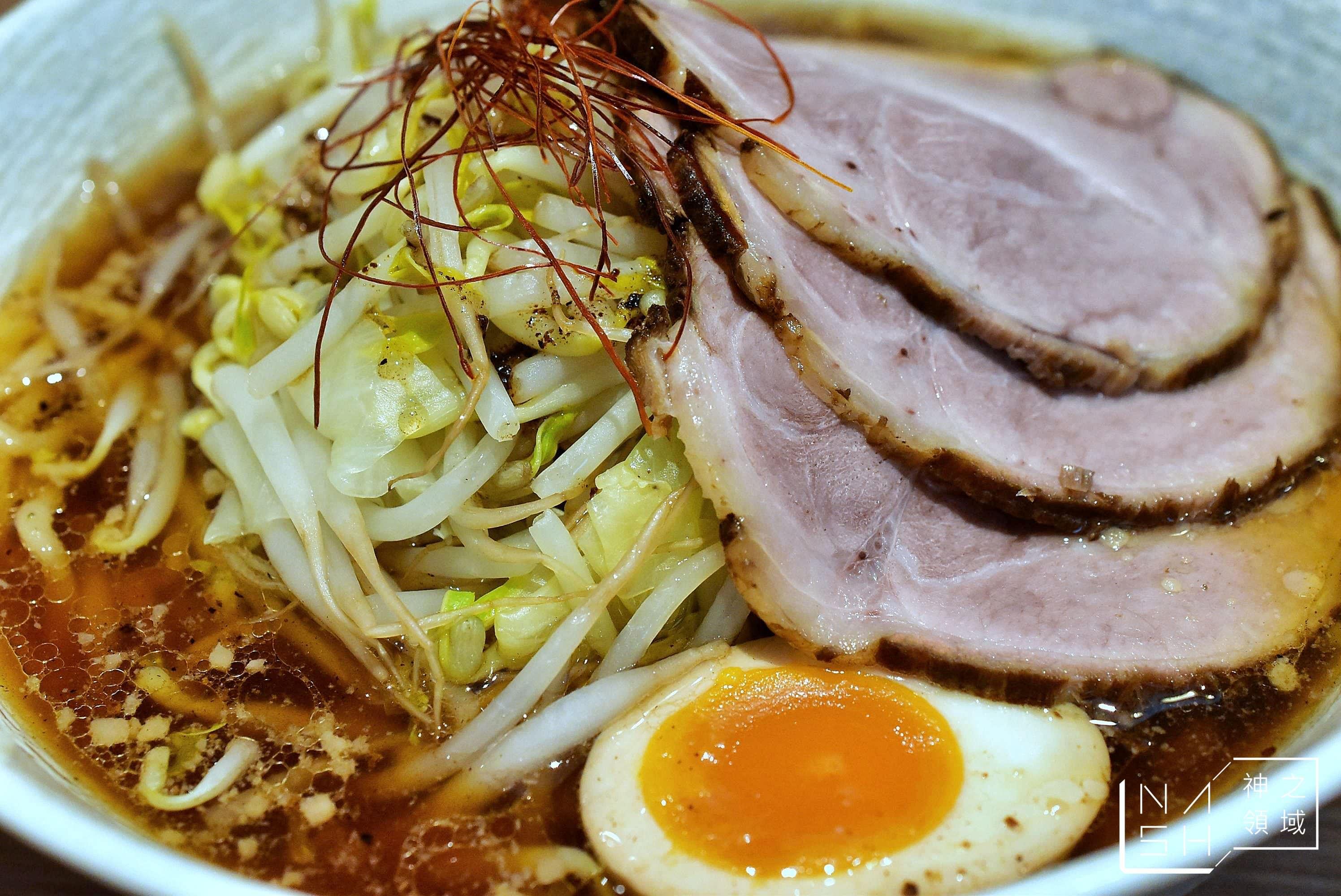 研田拉麵,高雄美術館美食推薦,高雄美術館美食 @Nash,神之領域