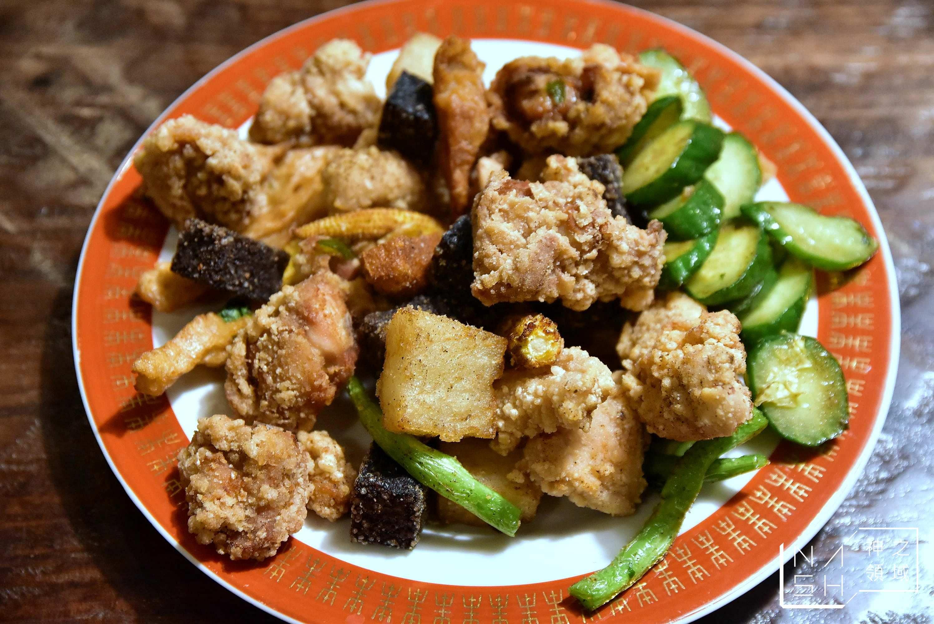 ㄅㄨ ㄅㄨ 鹹酥雞,台南鹹酥雞 @Nash,神之領域