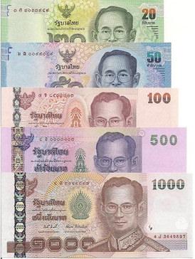 泰國曼谷換錢,泰國換匯 @Nash,神之領域