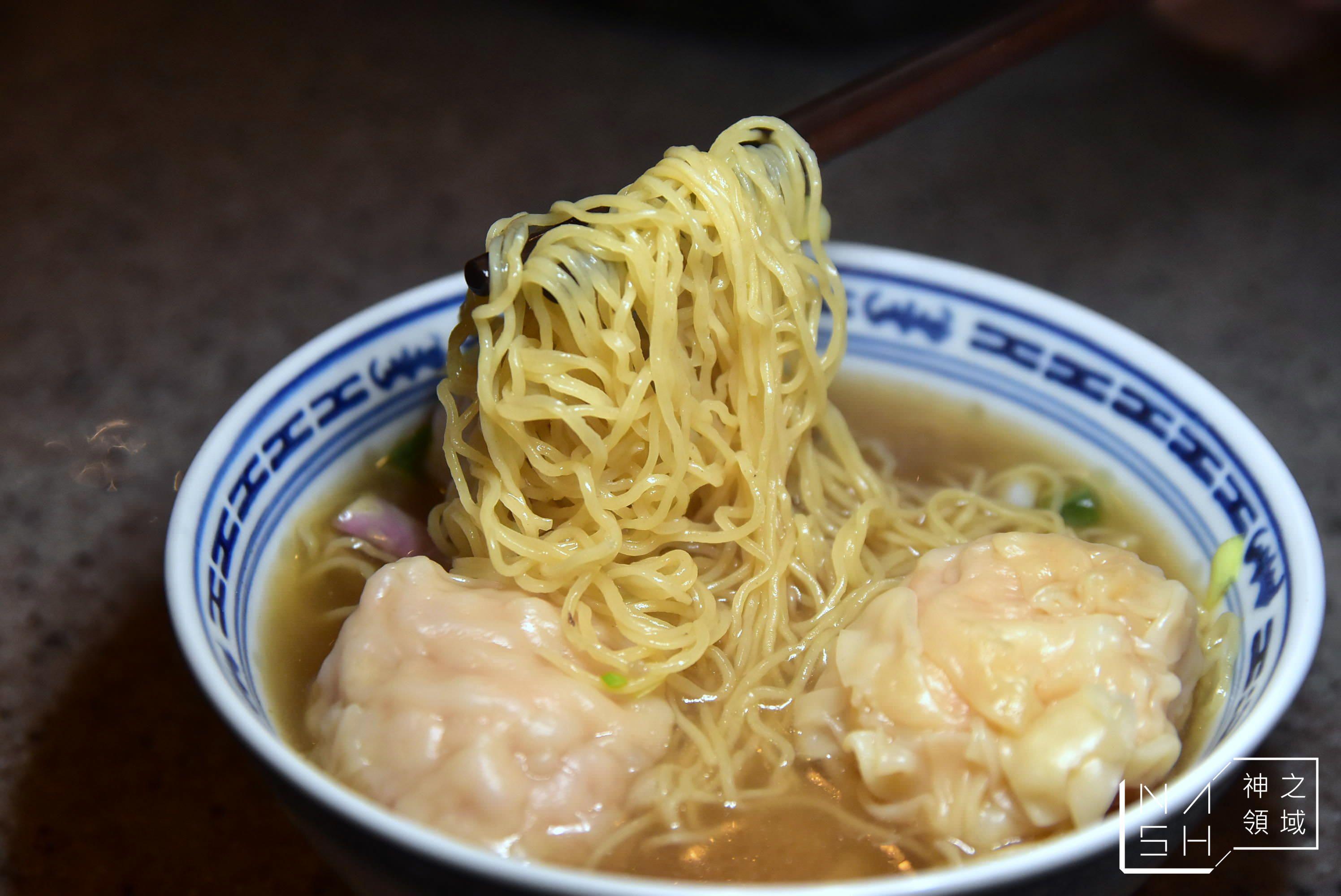 米其林推薦,香港中環美食推薦,沾仔記,Tsim Chai Kee Noodle @Nash,神之領域