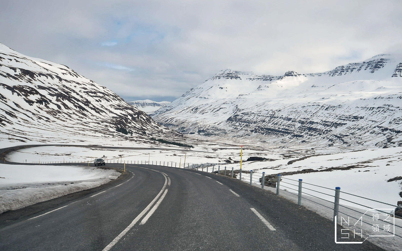 冰島自由行環島景點推薦,塞濟斯菲厄澤,Seydisfjordur,冰島東部峽灣小鎮,白日夢冒險王滑板公路 @Nash,神之領域
