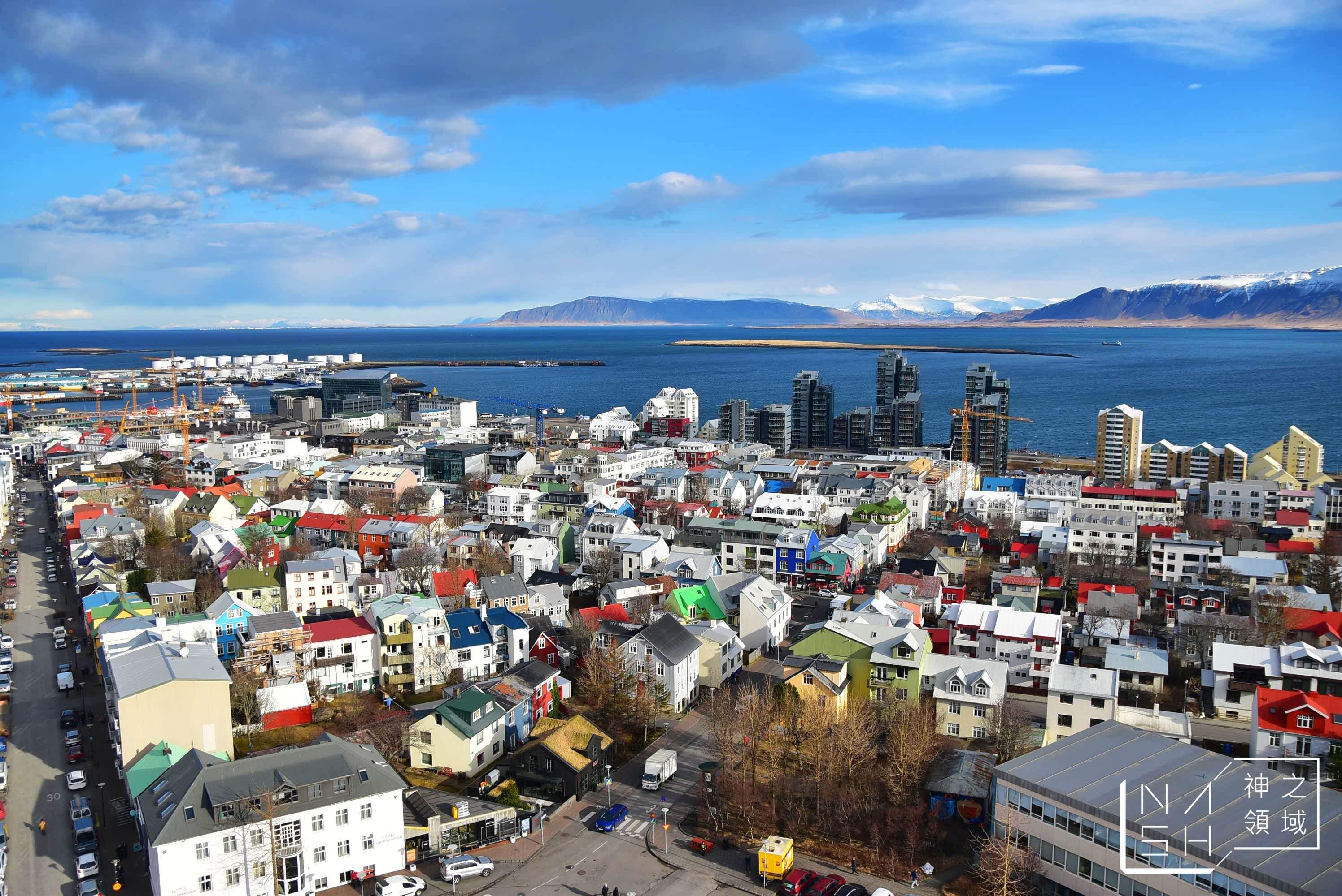 冰島自由行環島景點推薦,雷克雅維克教堂,hallgrimskirkja,哈爾格林姆教堂 @Nash,神之領域