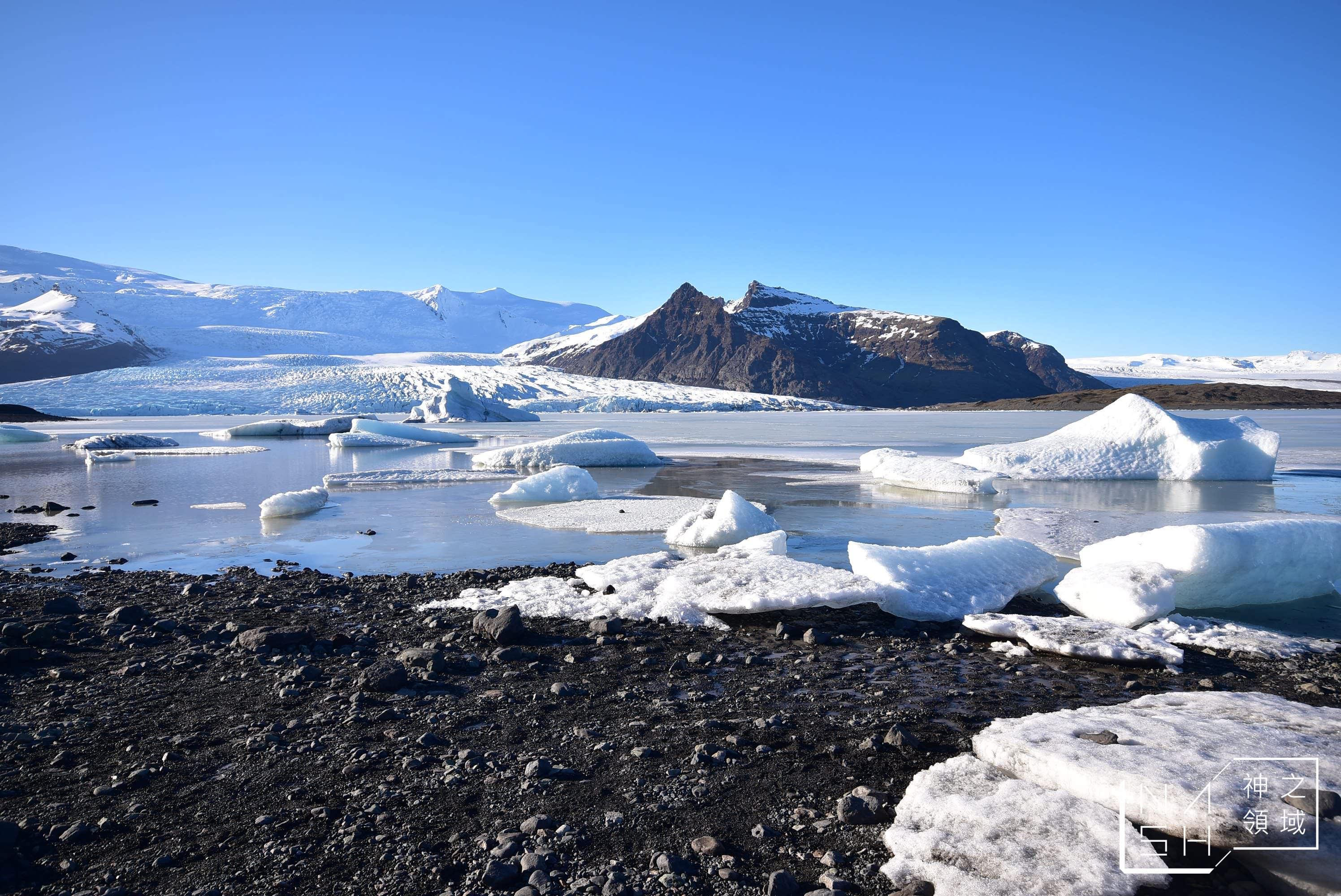 傑古沙龍冰河湖,Jokulsarlon,Fjallsarlon,冰島冰河湖推薦,冰島冰河湖 @Nash,神之領域