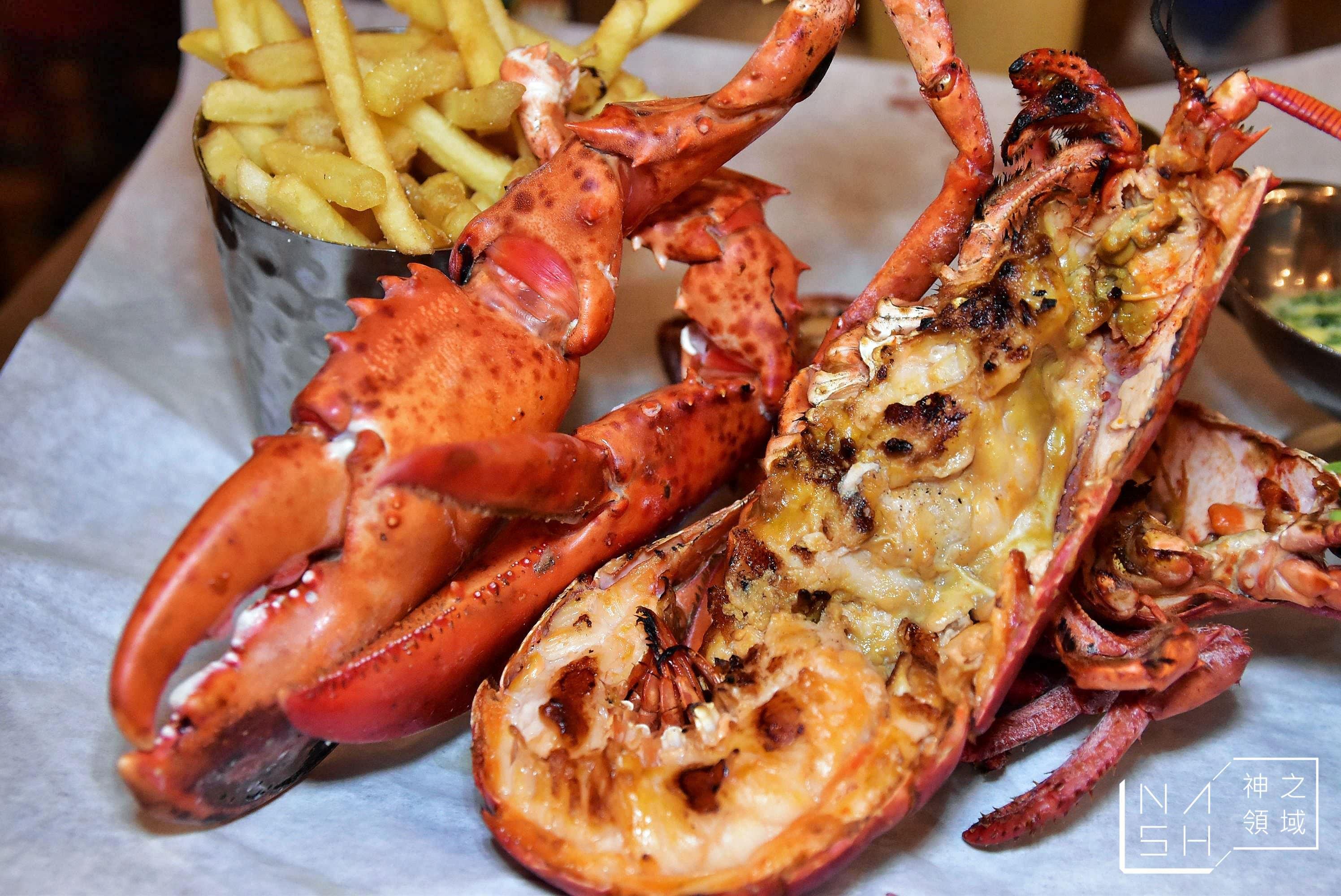 Burger & Lobster,倫敦美食推薦,倫敦必吃美食推薦,倫敦龍蝦 @Nash,神之領域