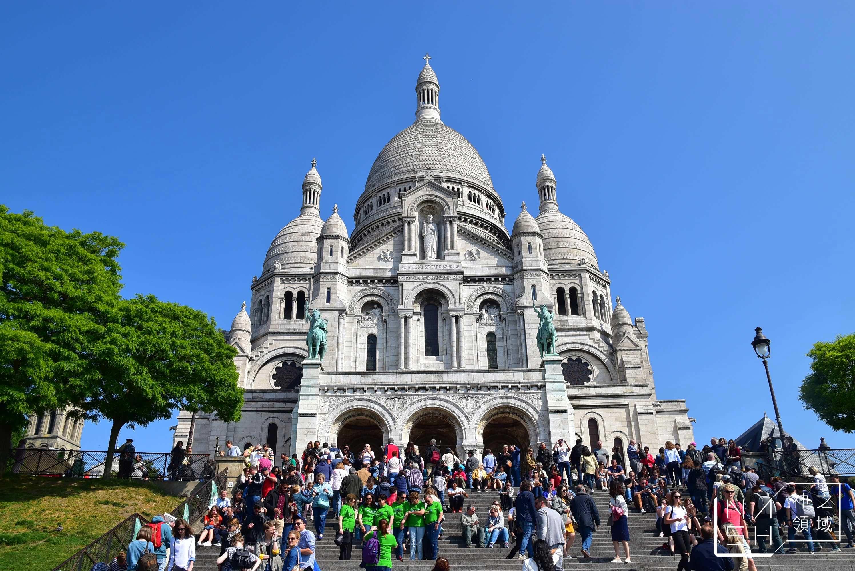 巴黎聖心堂,我愛你牆,紅磨坊 @Nash,神之領域