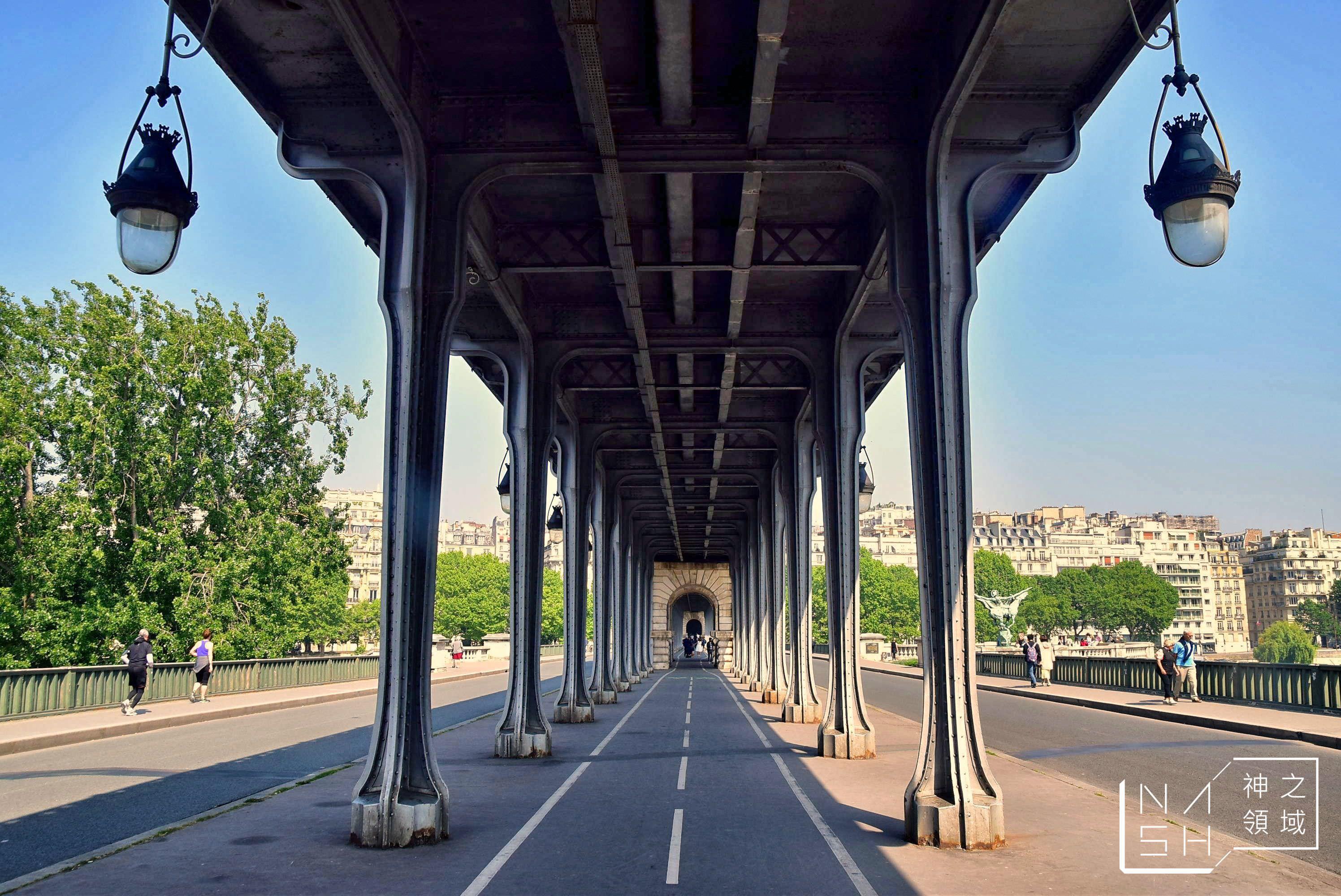 全面啟動,比爾阿克姆橋,Pont de Bir Hakeim,巴黎景點推薦 @Nash,神之領域