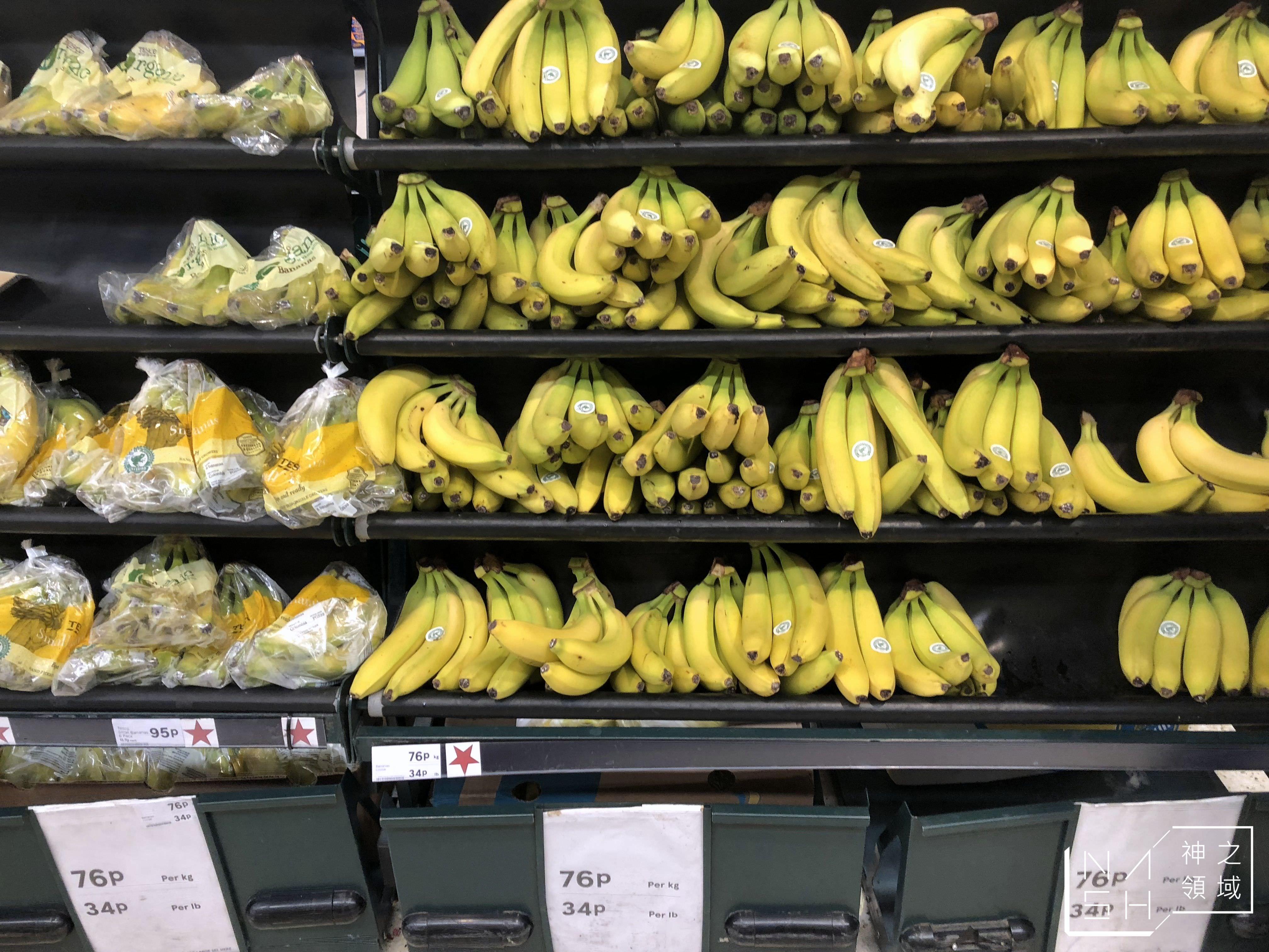 英國超市必買