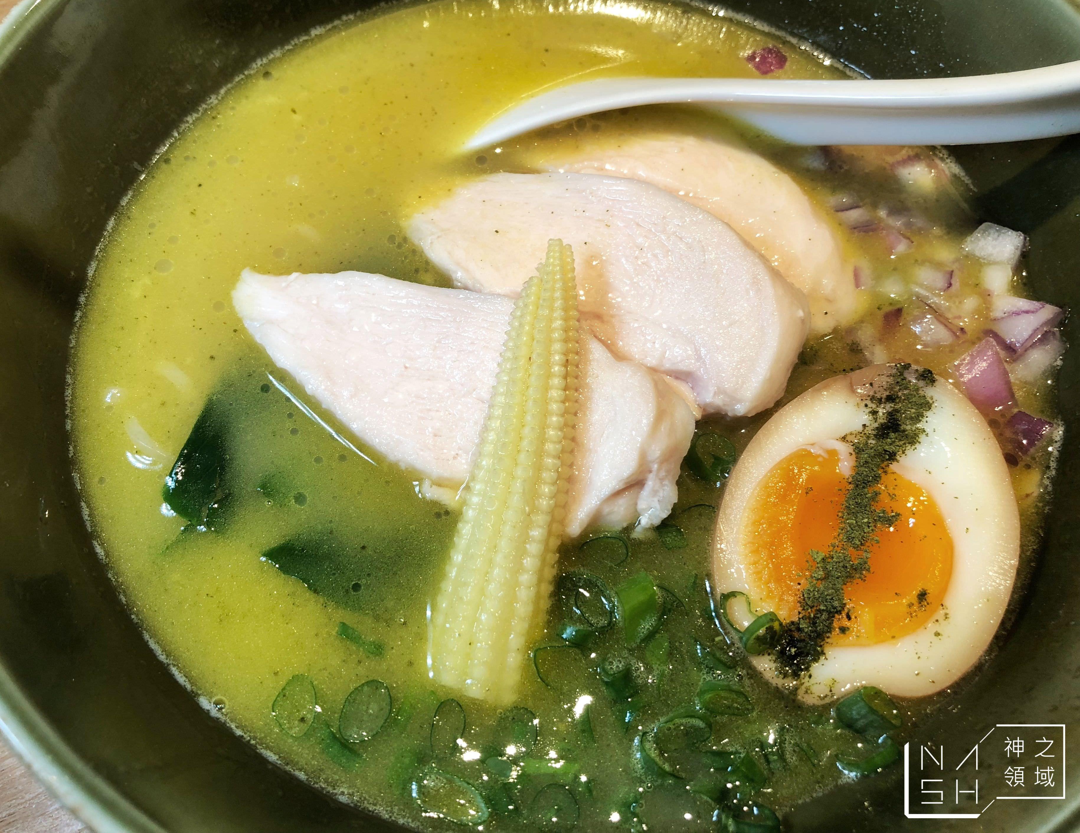 捷運雙連美食,麵屋山茶,大稻程美食 @Nash,神之領域