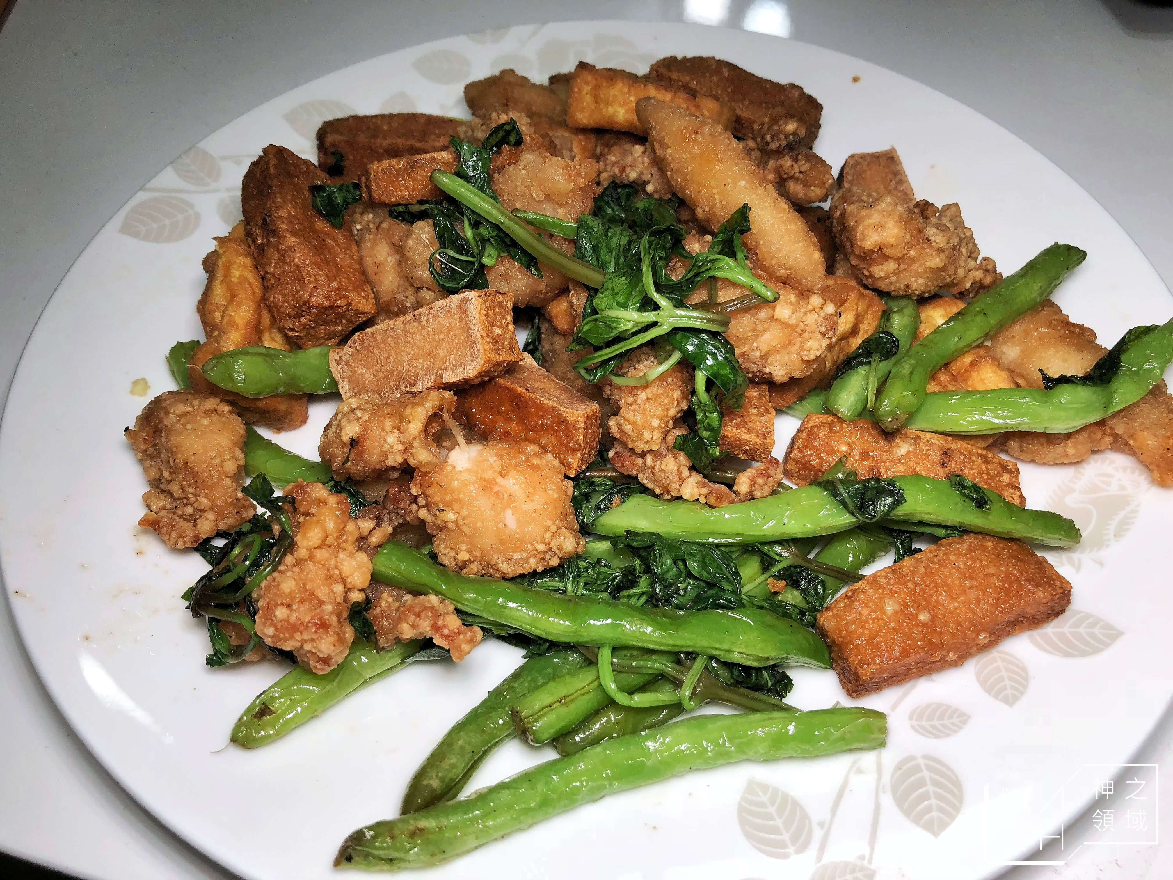 士林鹹酥雞