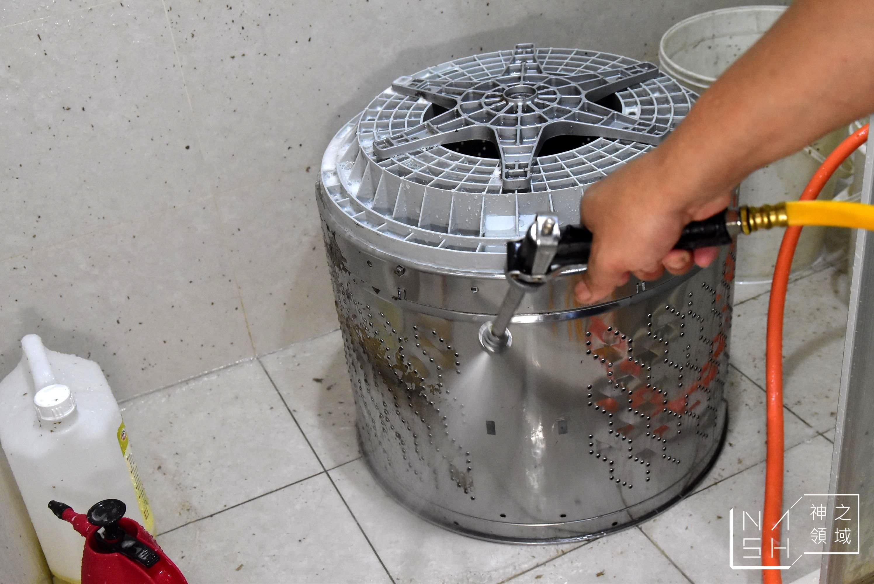 洗衣機清潔推薦
