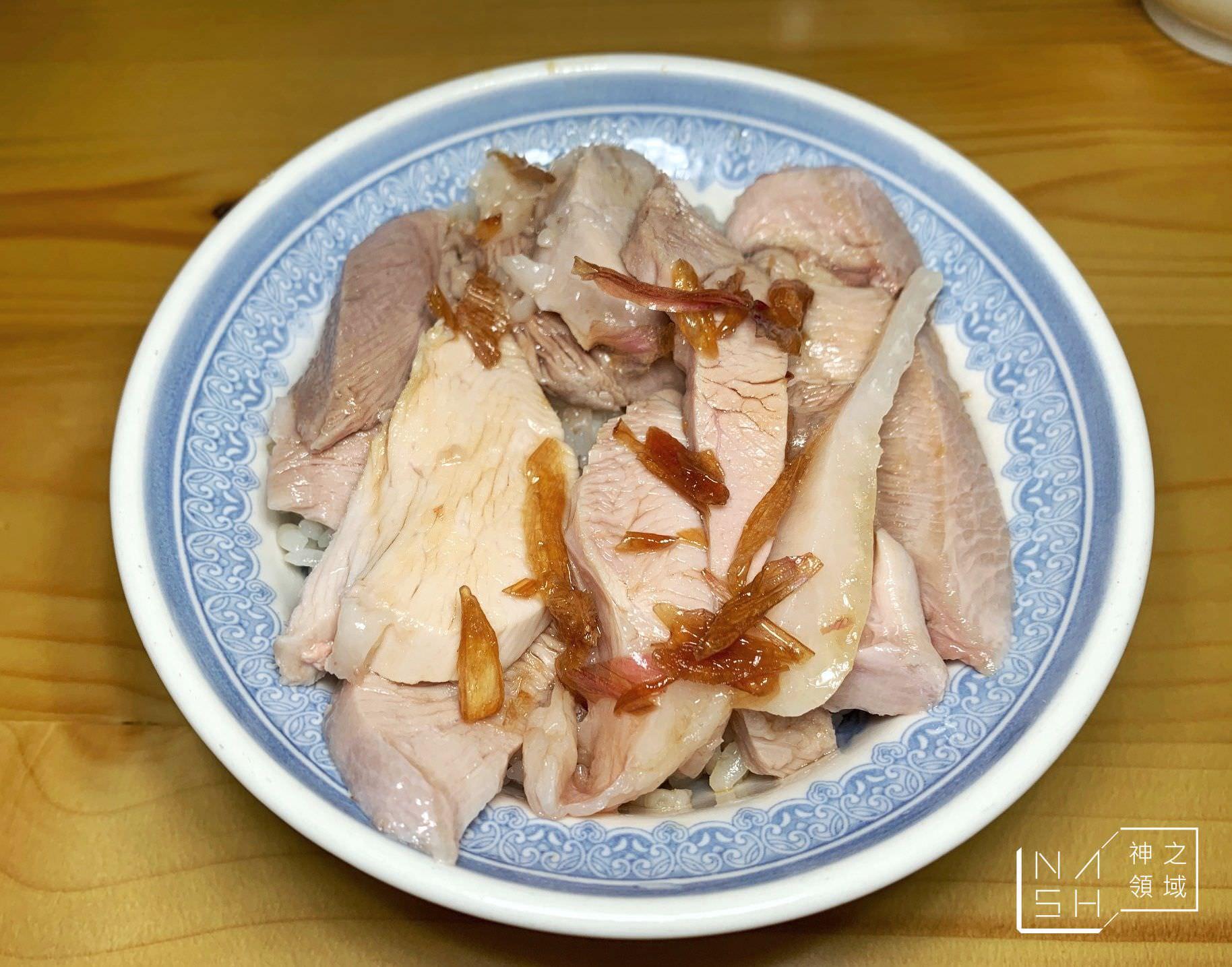 正統雞肉飯