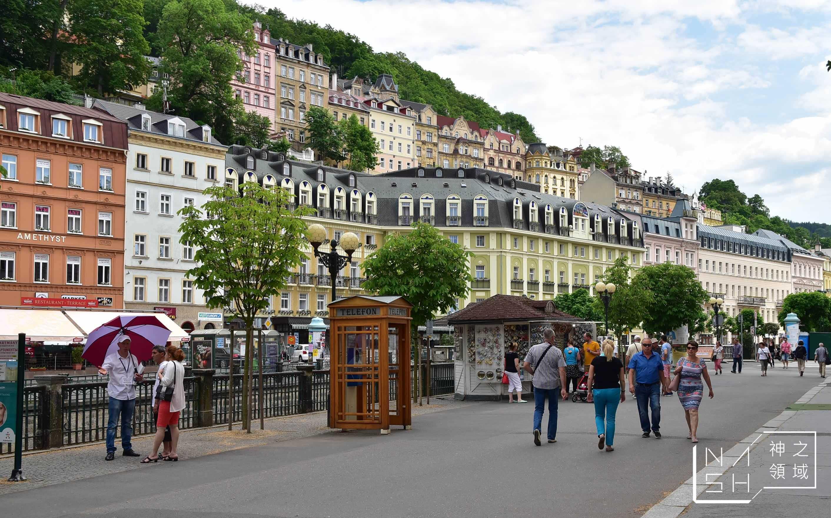 卡羅維瓦利,卡羅維瓦利交通,卡羅維瓦利怎麼去,卡羅維瓦利Karlovy Vary,捷克溫泉鄉,捷克溫泉鄉交通 @Nash,神之領域