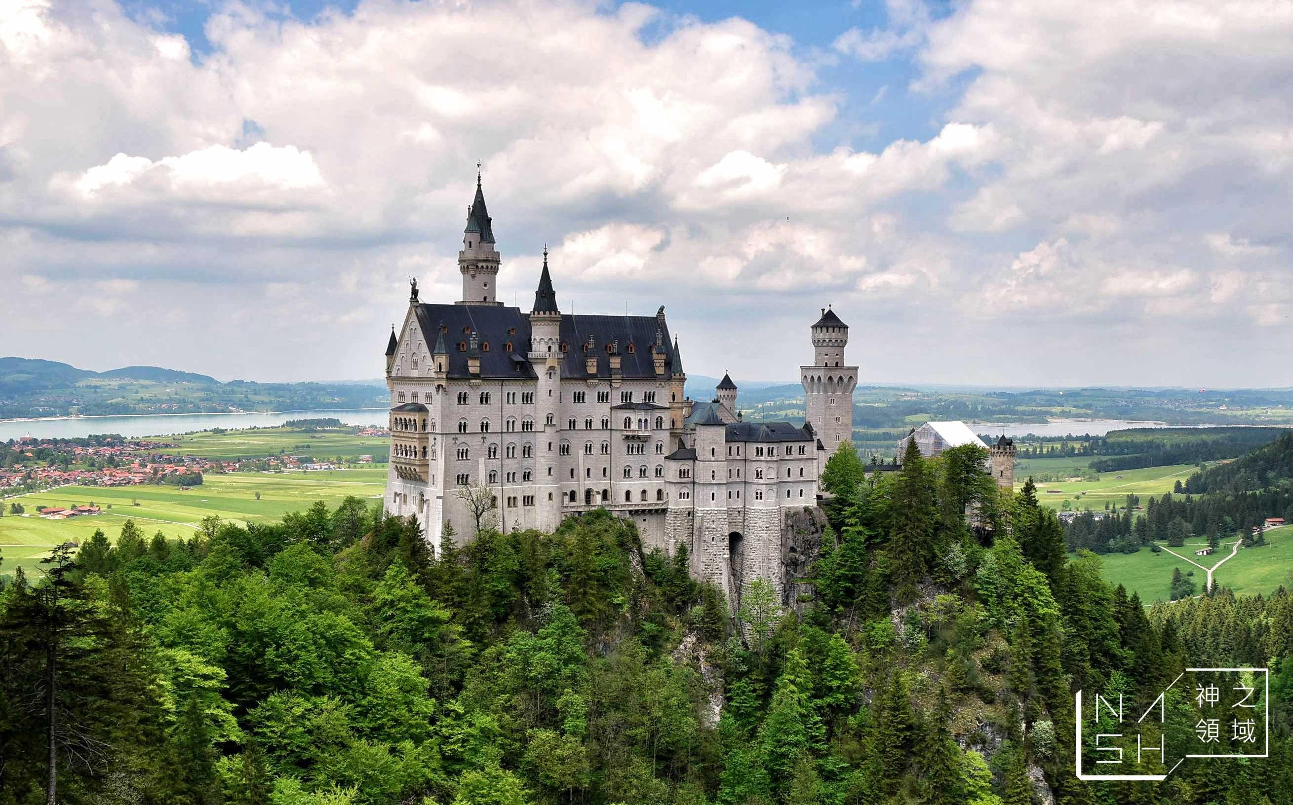 林德霍夫宮,新天鵝堡交通,慕尼黑到新天鵝堡怎麼去,新天鵝堡預約,新天鵝堡門票,新天鵝堡一日遊,新天鵝堡kkday,新天鵝堡klook @Nash,神之領域