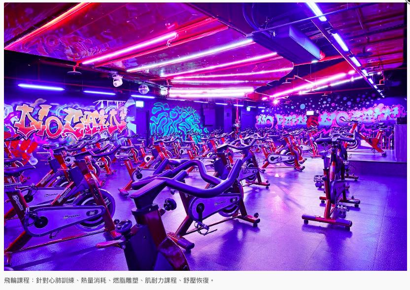 成吉思汗健身房
