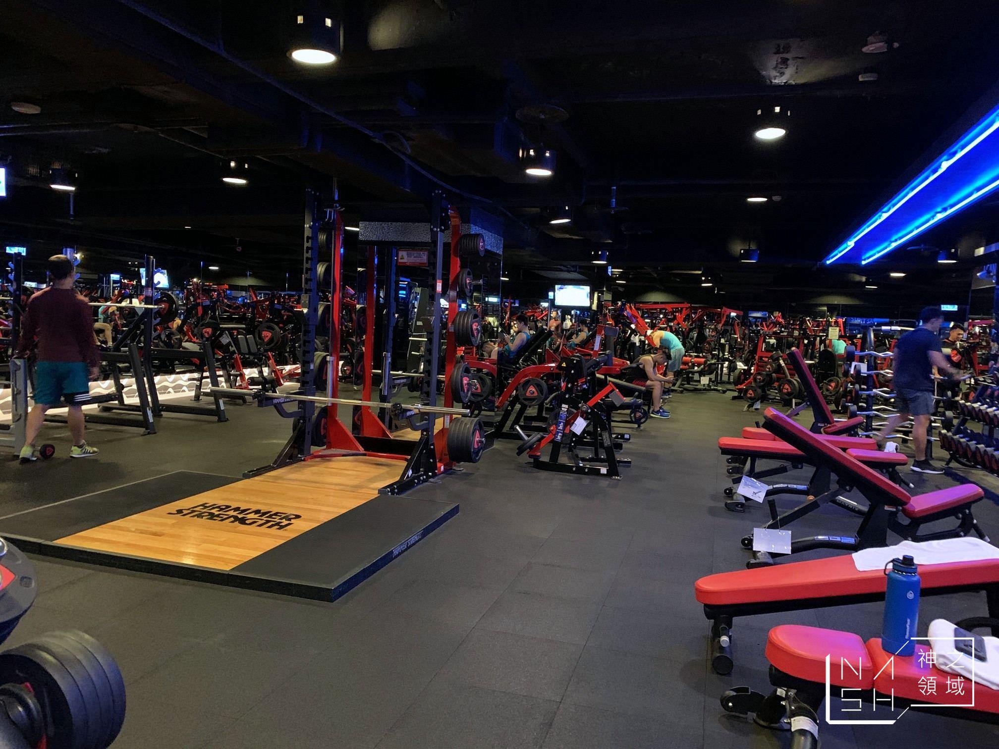 World Gym Elite