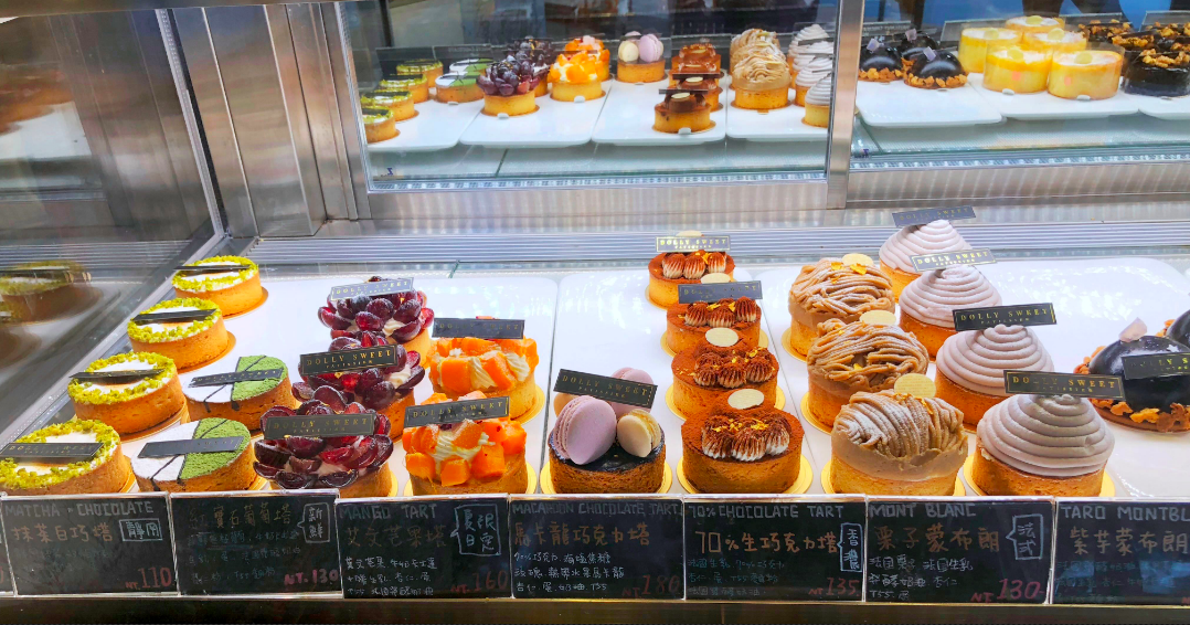 高雄法式甜點推薦,朵莉甜廚 @Nash,神之領域