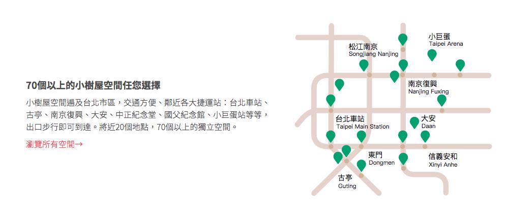 台北會議空間