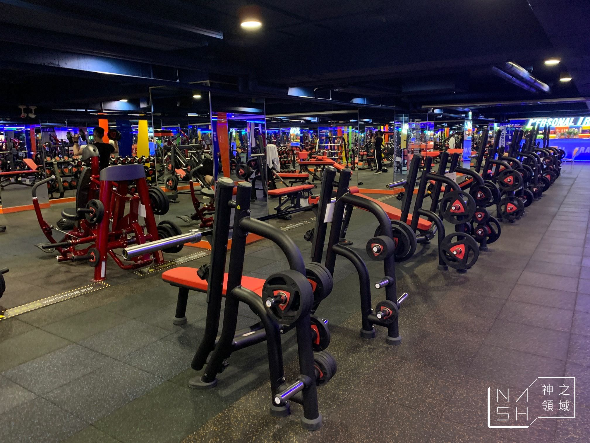 World Gym 民權東店