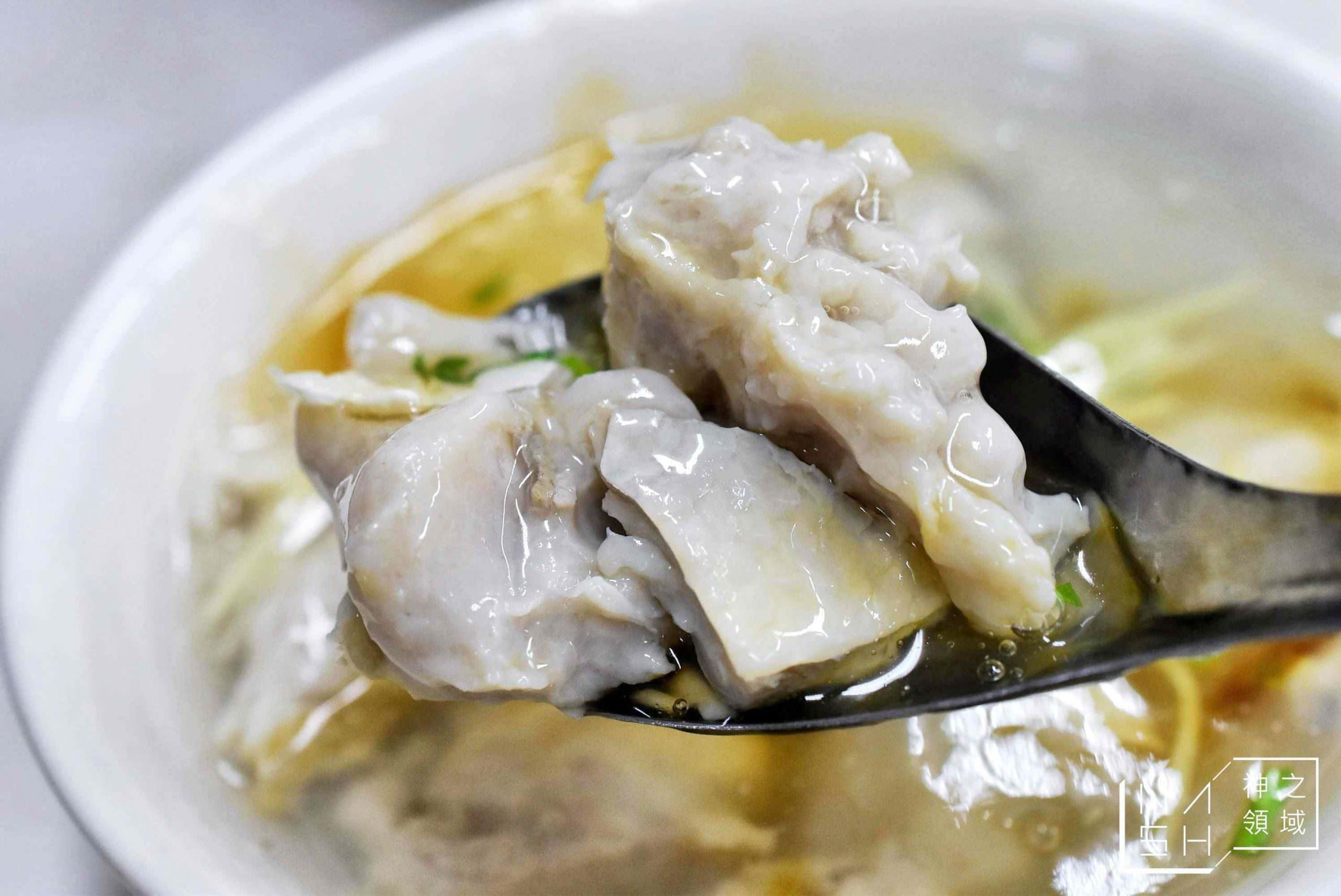 阿鳳浮水魚羹