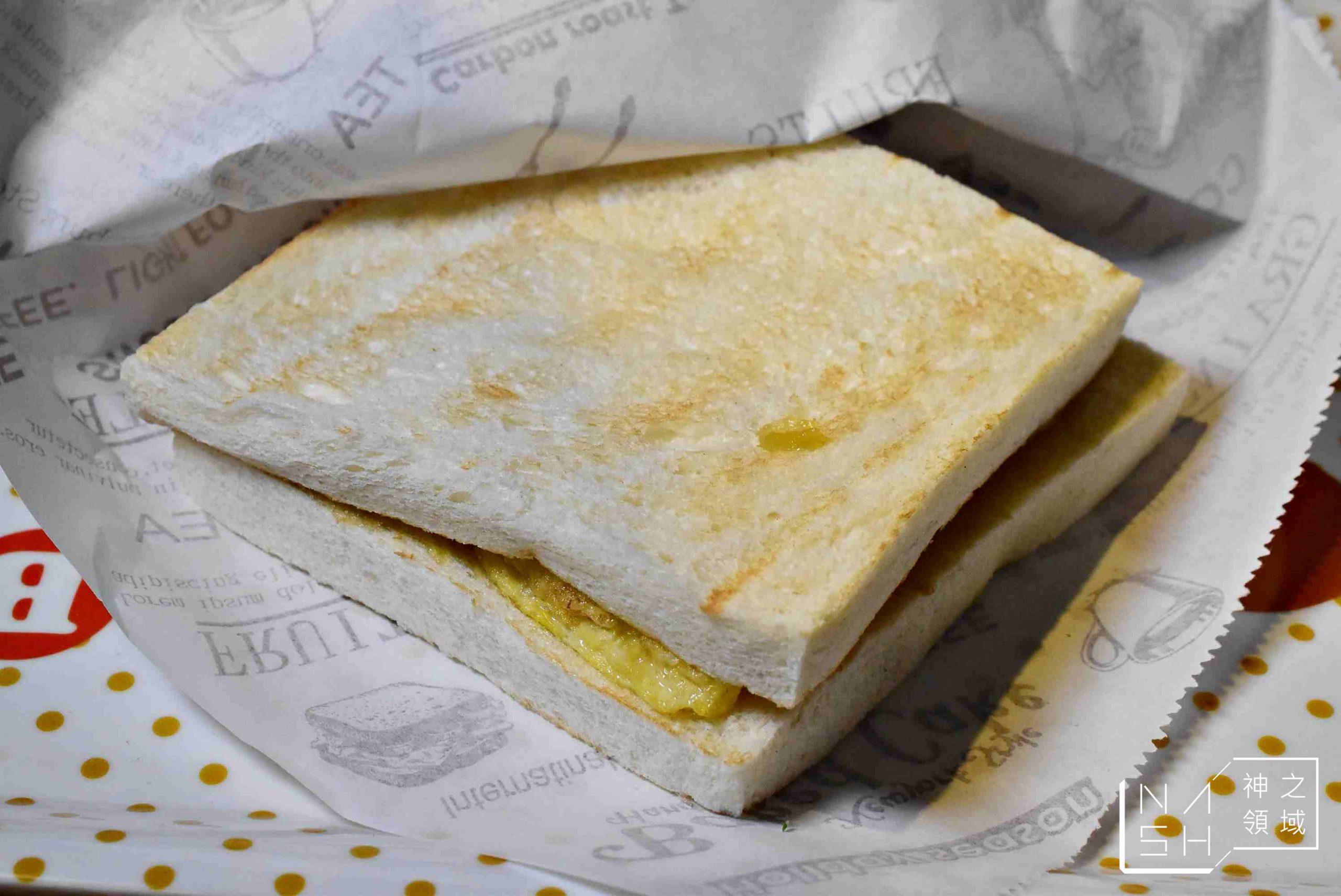 添財號碳烤三明治