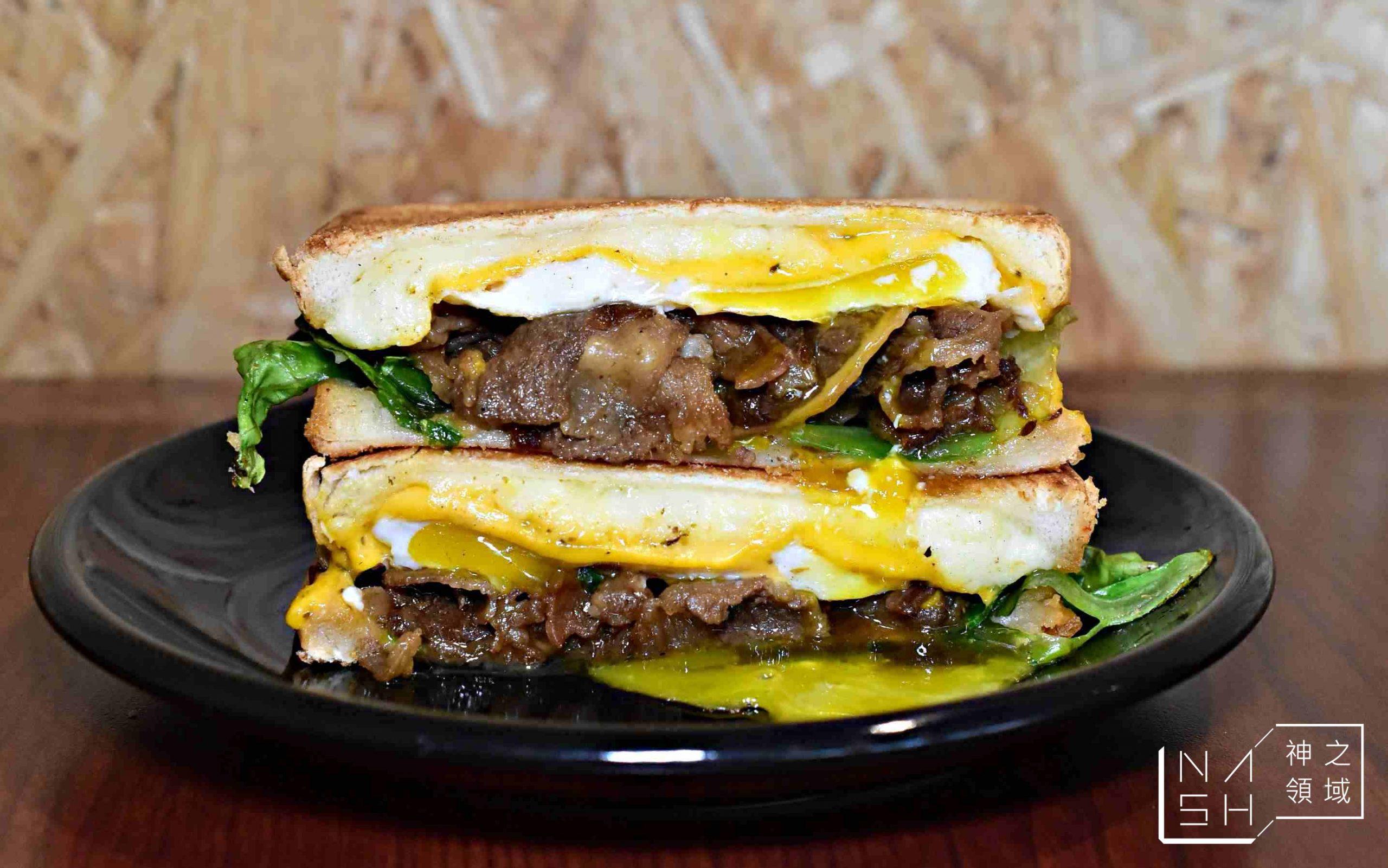 老司機三明治