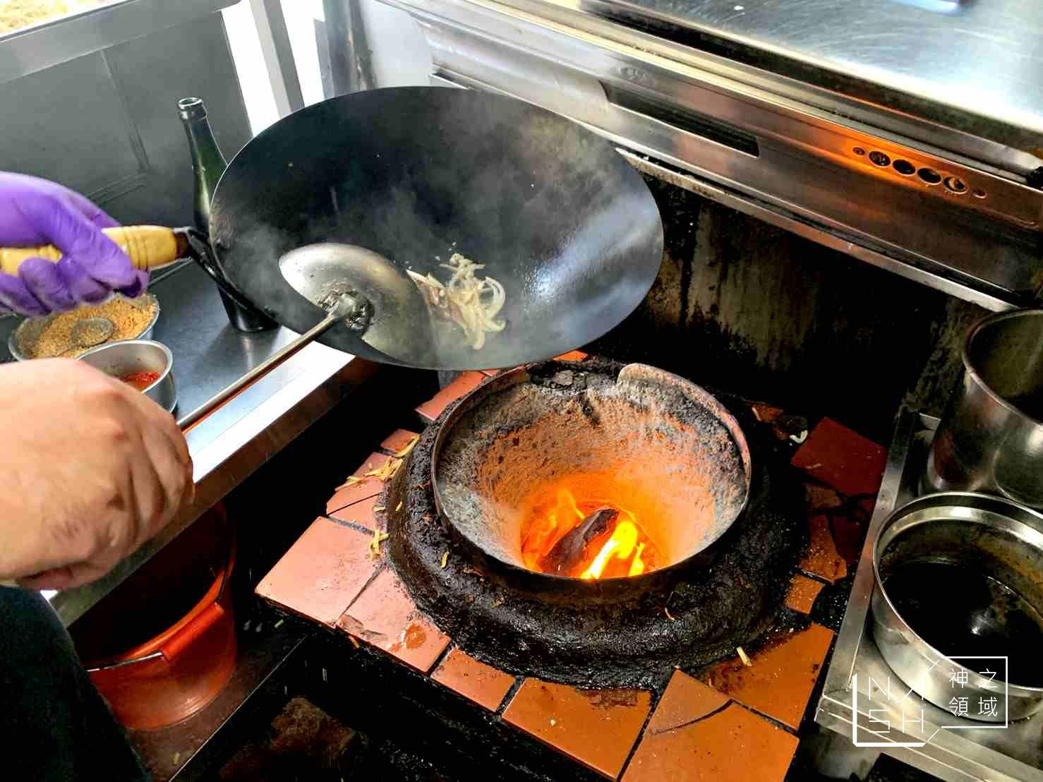 老牌西市鱔魚麵