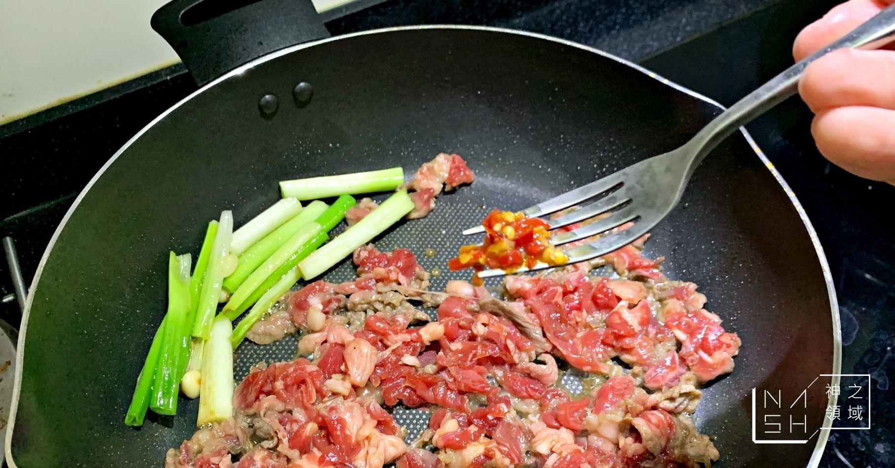 蔥爆牛肉食譜