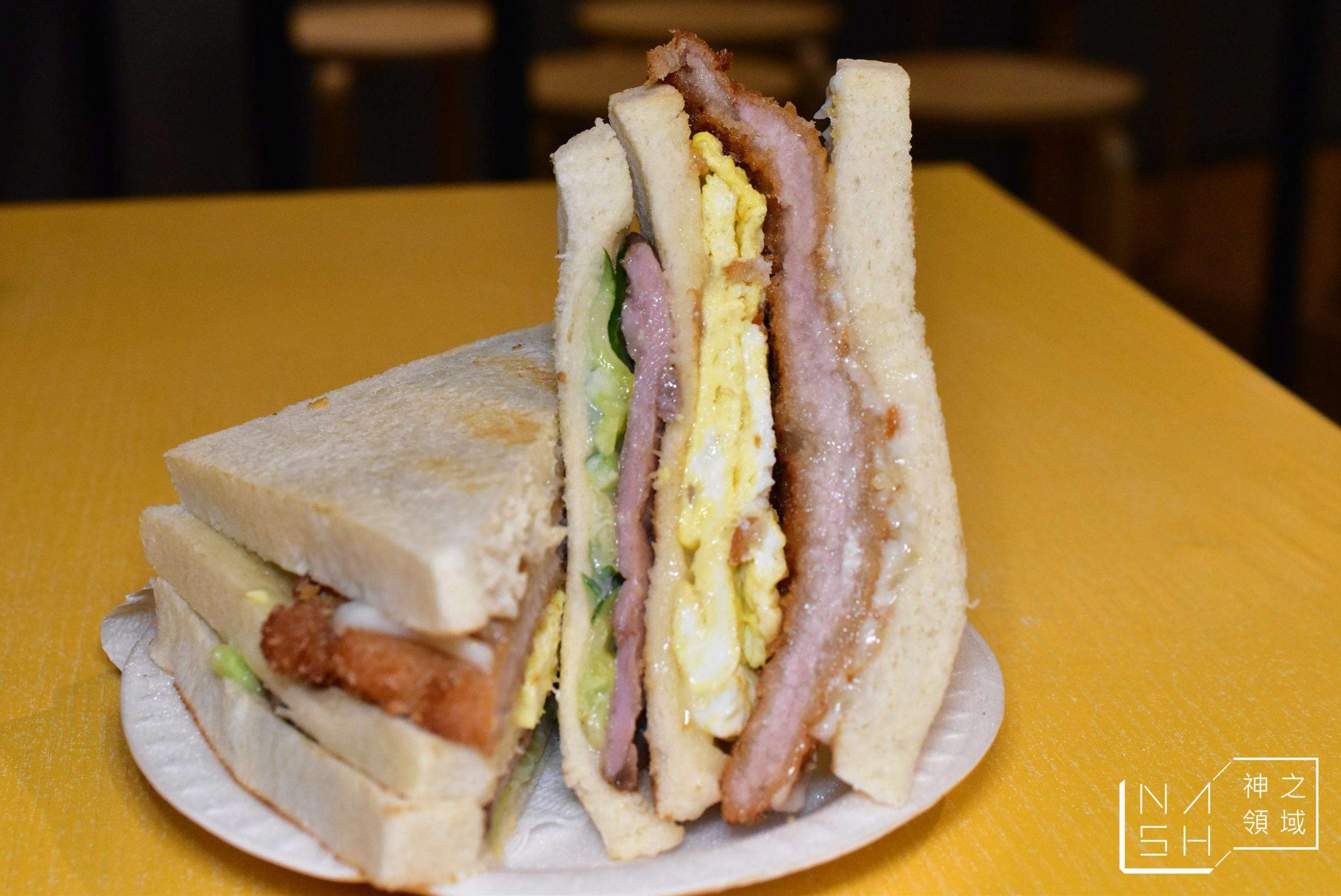 約翰碳烤三明治