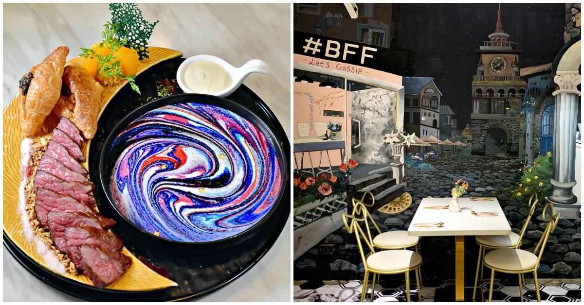 BFF Gossip Brunch,BFF早午餐,BFF公館,公館早午餐,公館BFF,bff菜單,bff評價 @Nash,神之領域
