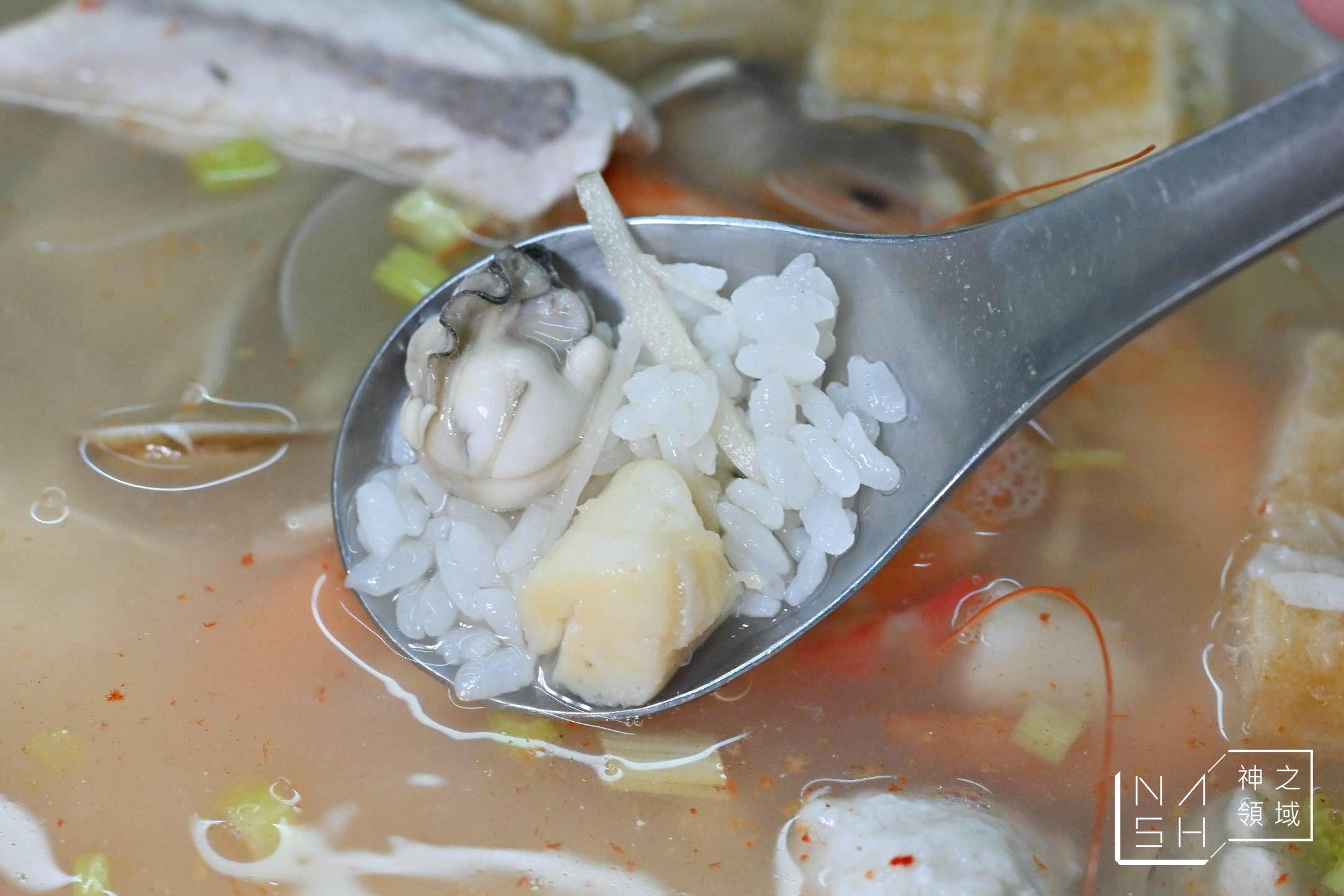 好食海鮮飯湯