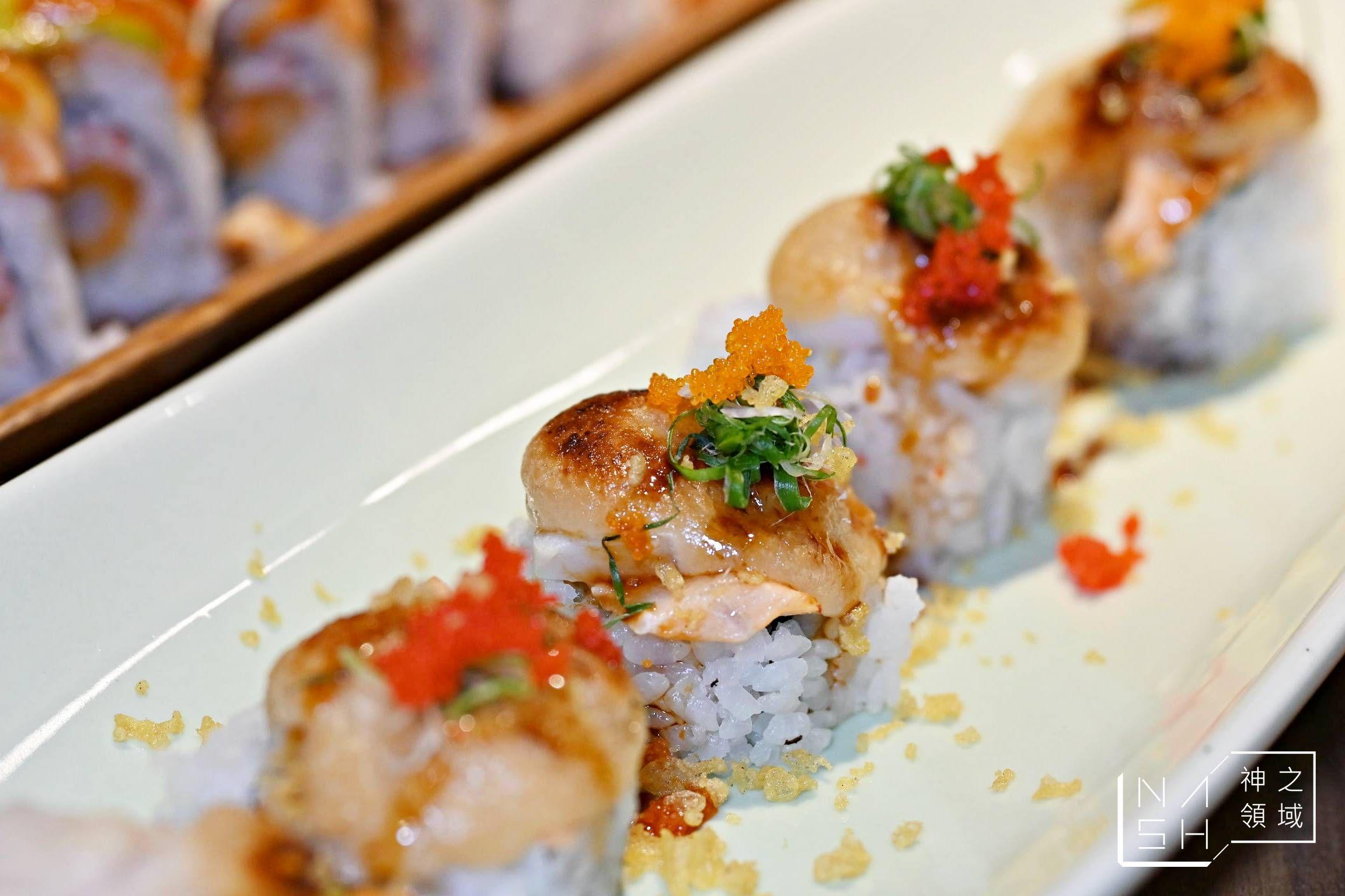 NCIS 德相美式加州壽司