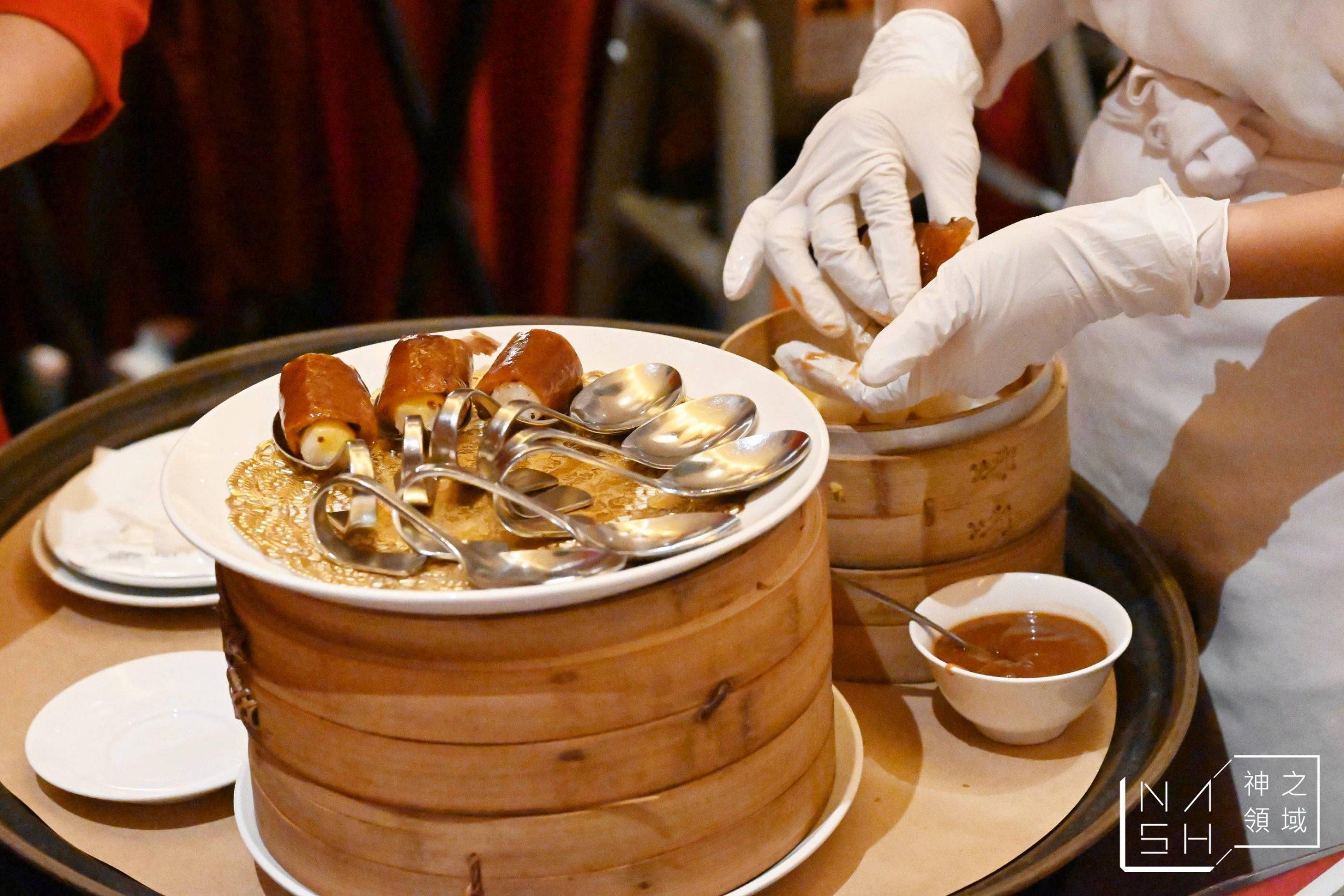 蘭城晶英酒店烤鴨