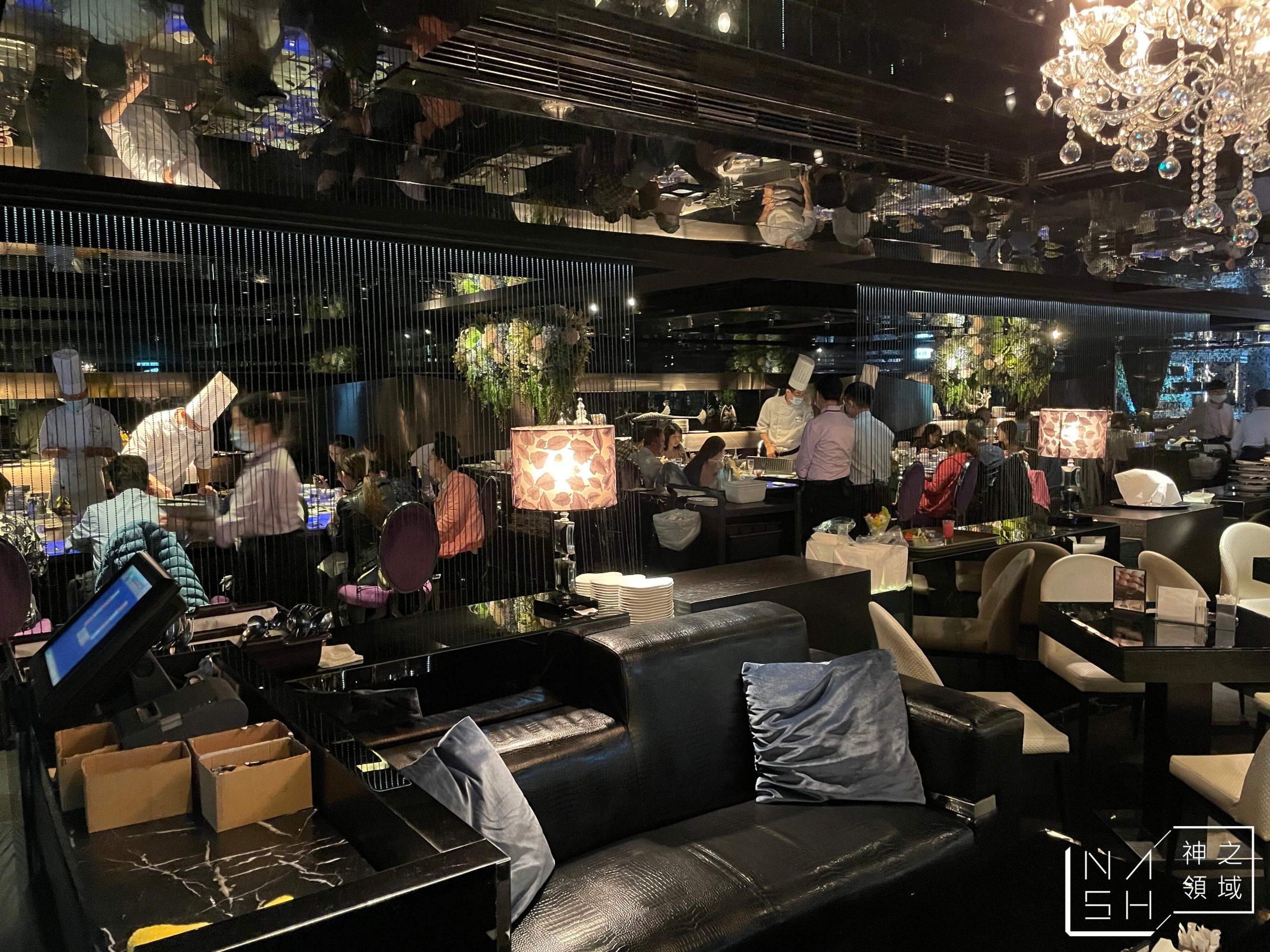 墨賞新鐵板料理餐廳