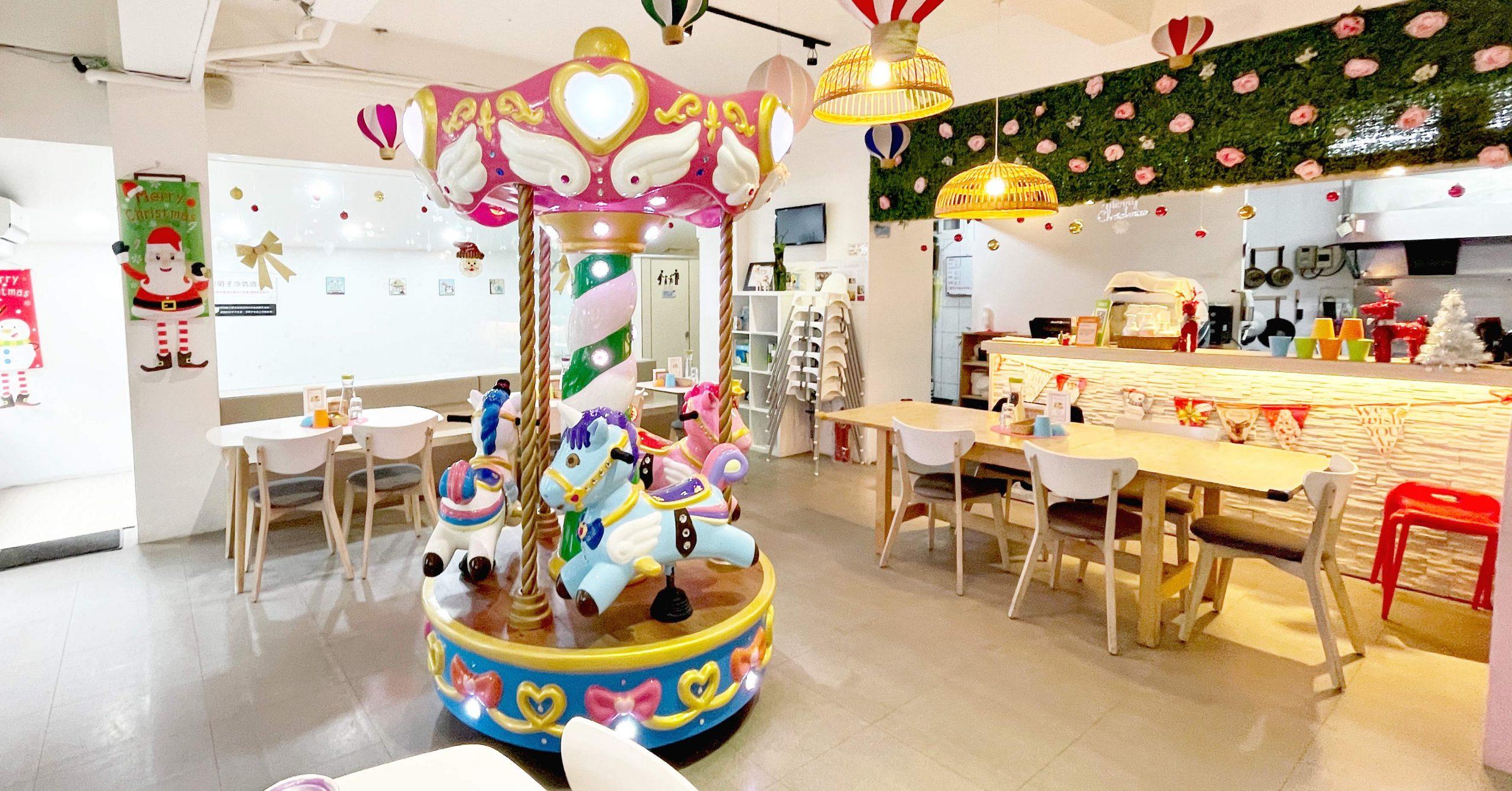 中和親子餐廳,BabyWonderland童話世界親子空間,BabyWonderland @Nash,神之領域