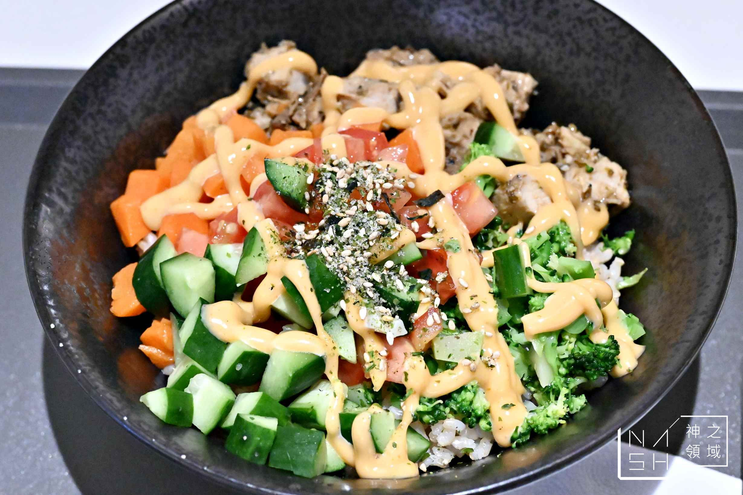 JJ's POKE & CAFE 鮮魚沙拉飯