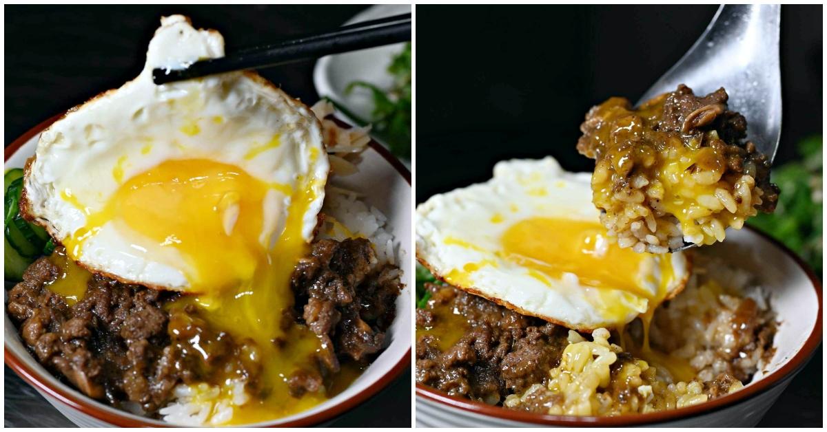 老牛牛肉肉燥飯|遼寧夜市美食 牛肉燥飯跟雞肉飯都超狂(菜單)