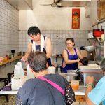 即時熱門文章:三角窗麵擔|基隆美食 在地60年老店一定要吃餛飩湯